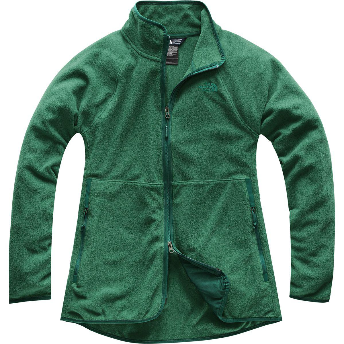 58c66f2fc4 Lyst - The North Face Glacier Alpine Full-zip Jacket in Green - Save 20%