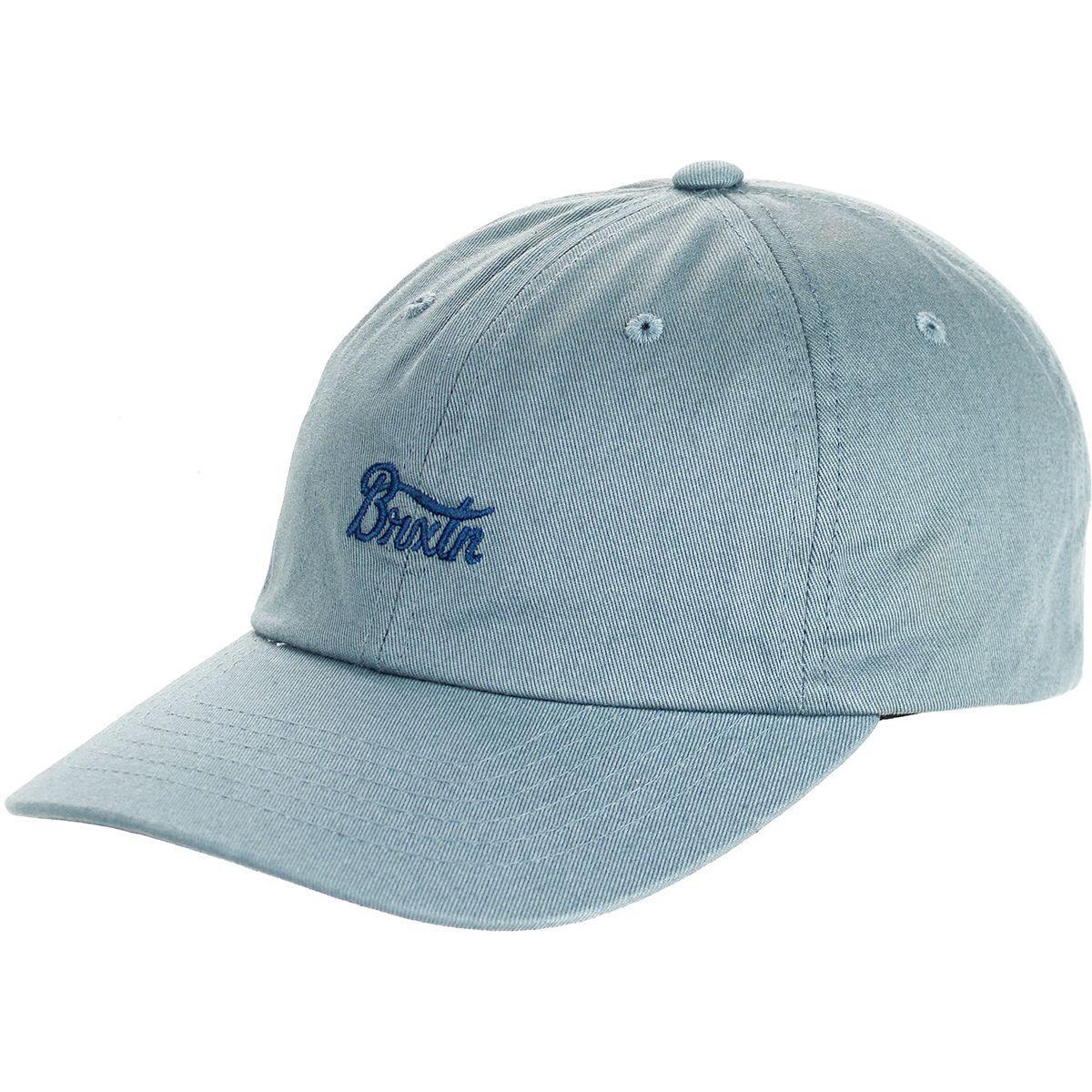 903445d0a09 Lyst - Brixton Potrero Cap in Blue for Men