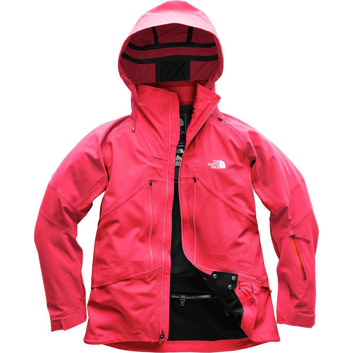7dbce62dccf3 Lyst - The North Face Spectre Hybrid Jacket in Pink
