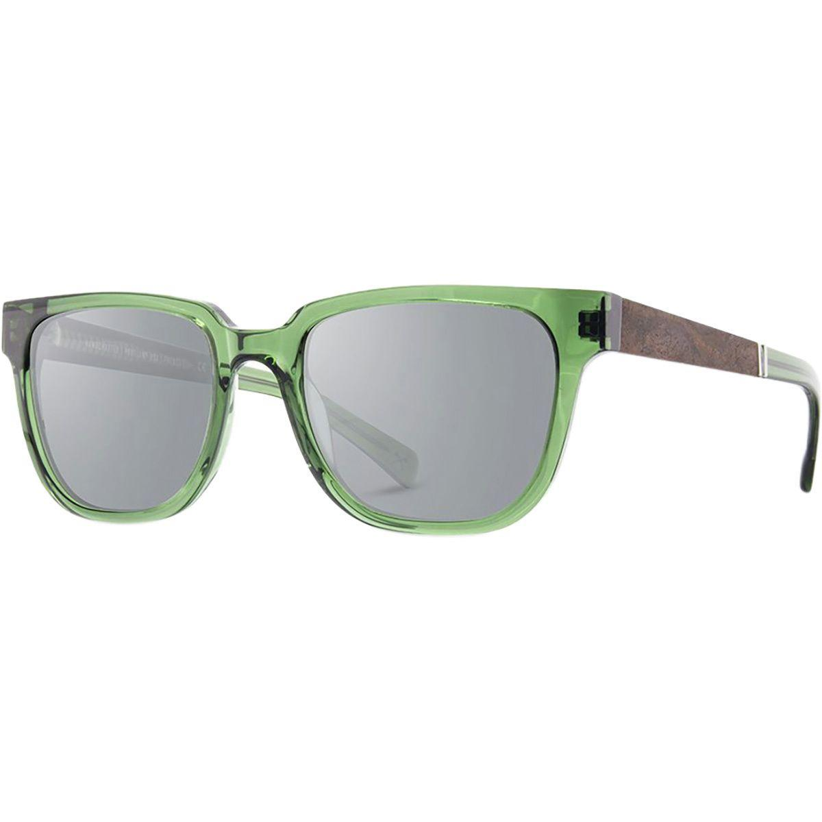 fb2f1ecae281 Lyst - Shwood Prescott Polarized Sunglasses in Gray for Men