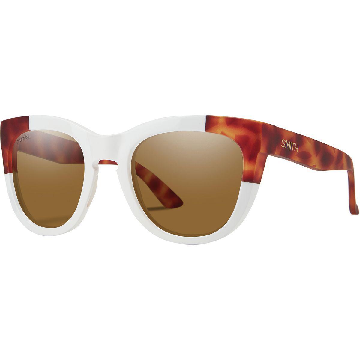 c82a3fde801d6 Lyst - Smith Sidney Chromapop Polarized Sunglasses in Brown