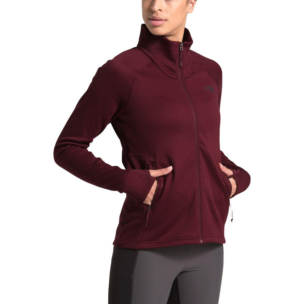 The North Face Fleece Shastina Stretch Full-zip Jacket in ...