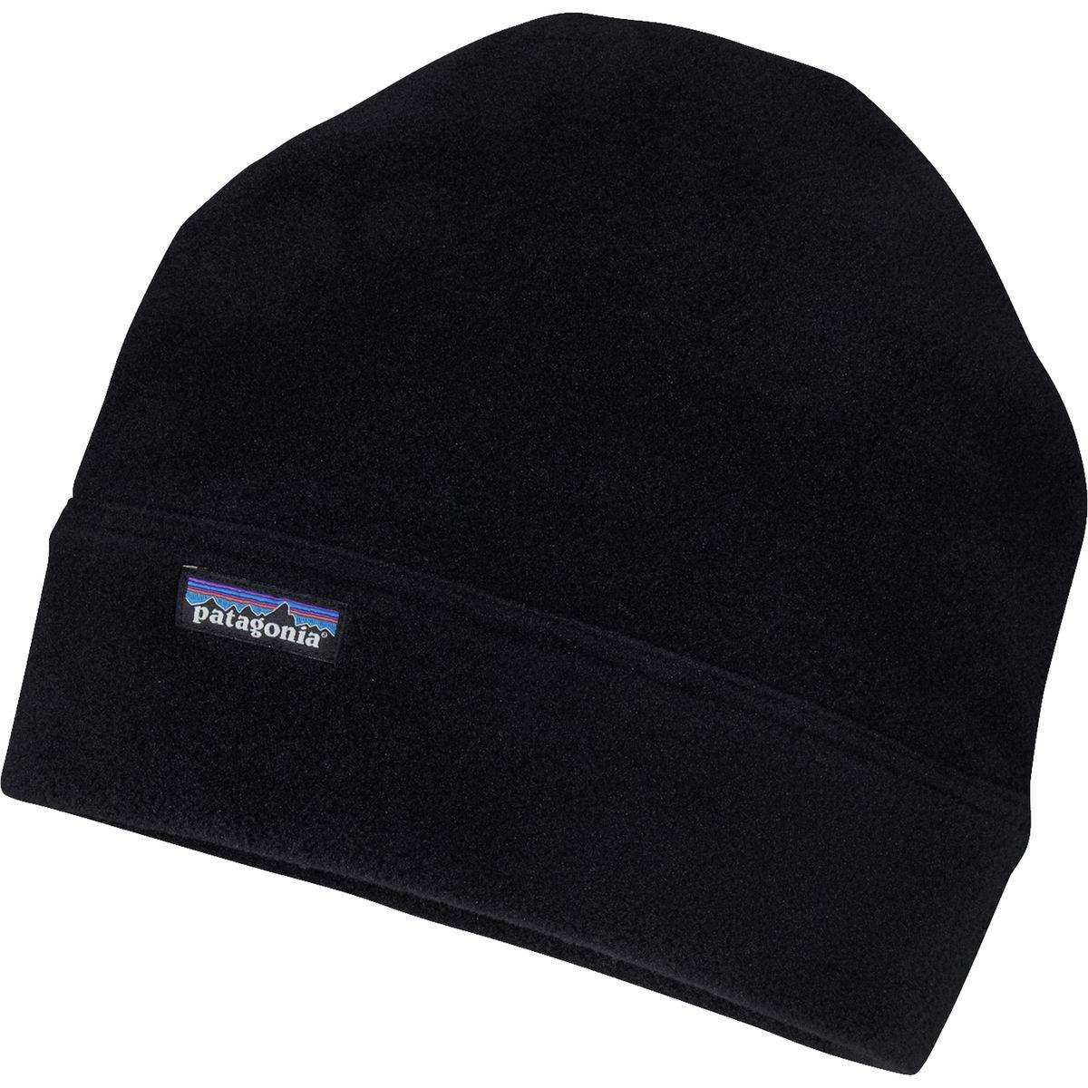 Lyst - Patagonia Synch Alpine Hat in Black for Men 17faeef88fe