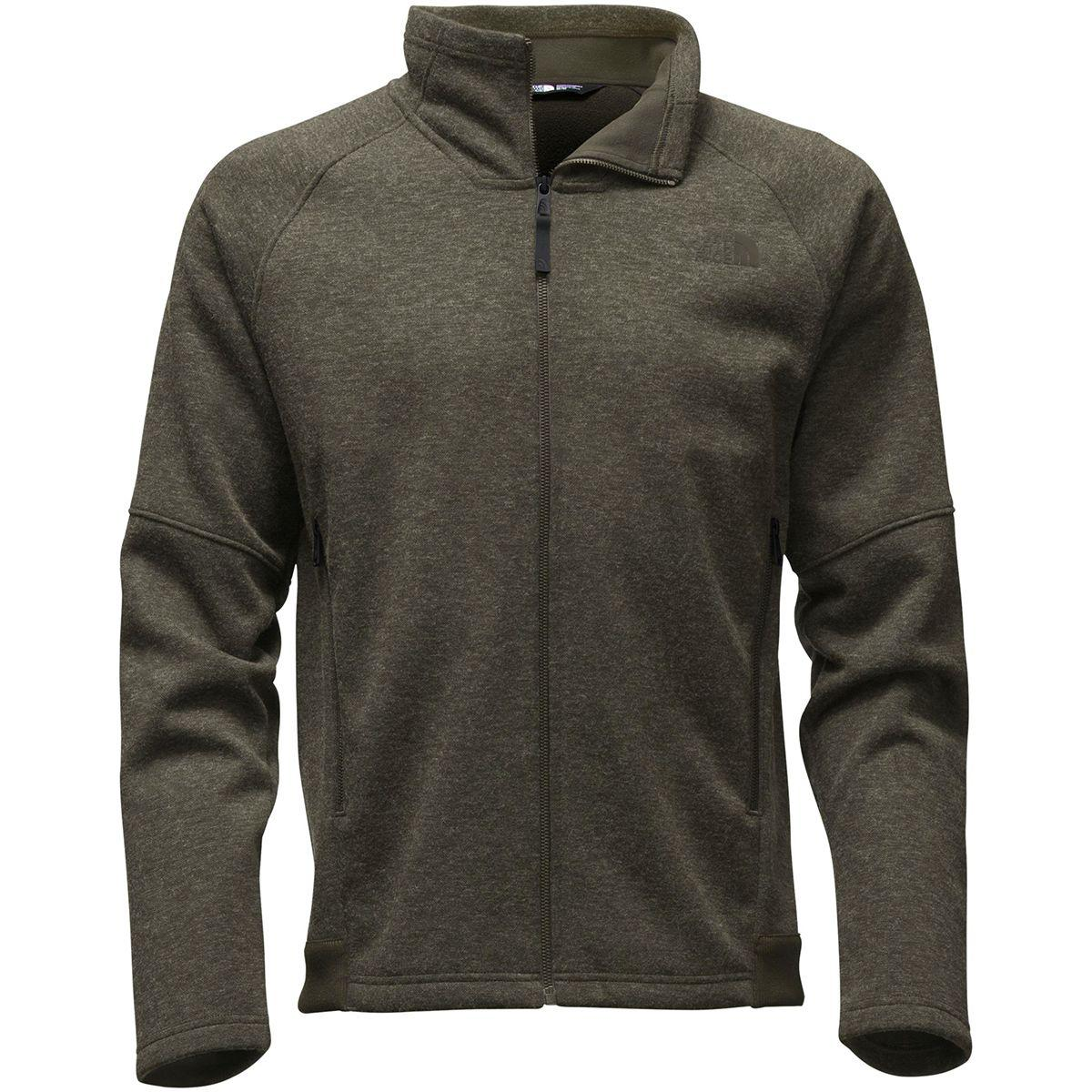 Lyst - The North Face Far Northern Full-zip Fleece Jacket in Green ... 5fcfb772f