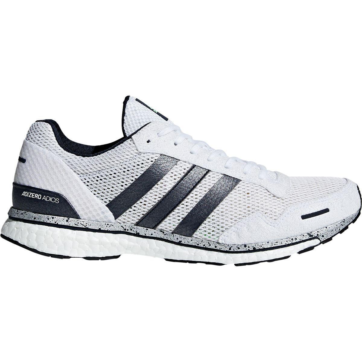lowest price 0ba6d 1599b adidas. Men s Gray Adizero Adios 3 Boost Running Shoe