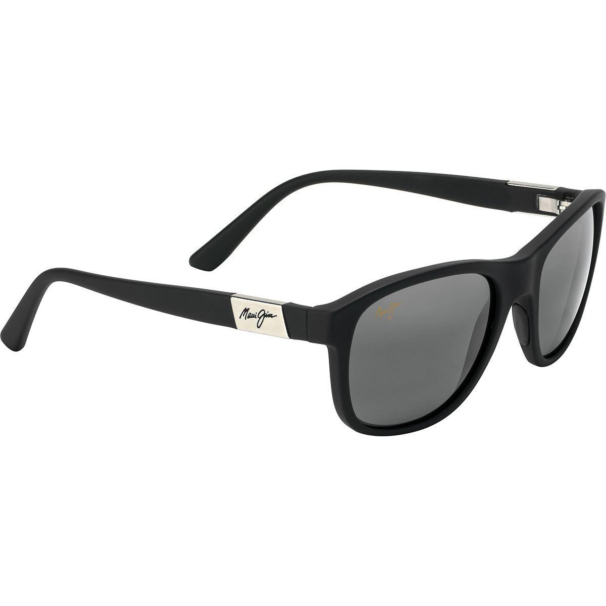 b145ce4d7ca Lyst - Maui Jim Wakea Sunglasses - Polarized in Black for Men