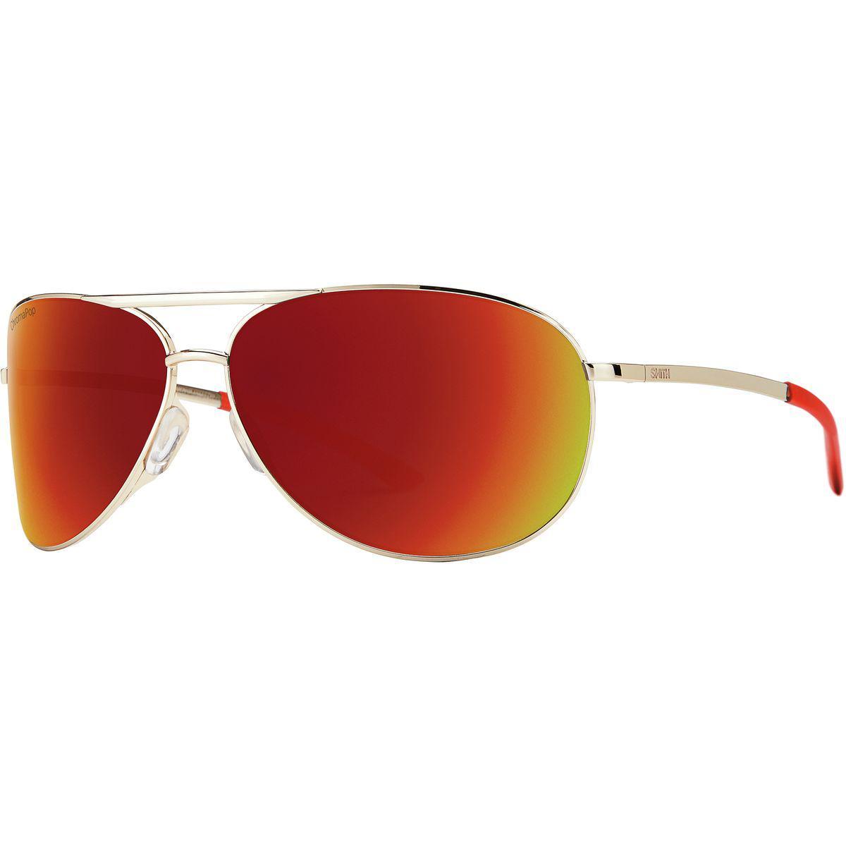 93e81f1ddfeec Lyst - Smith Serpico 2 Chromapop Sunglasses in Red for Men