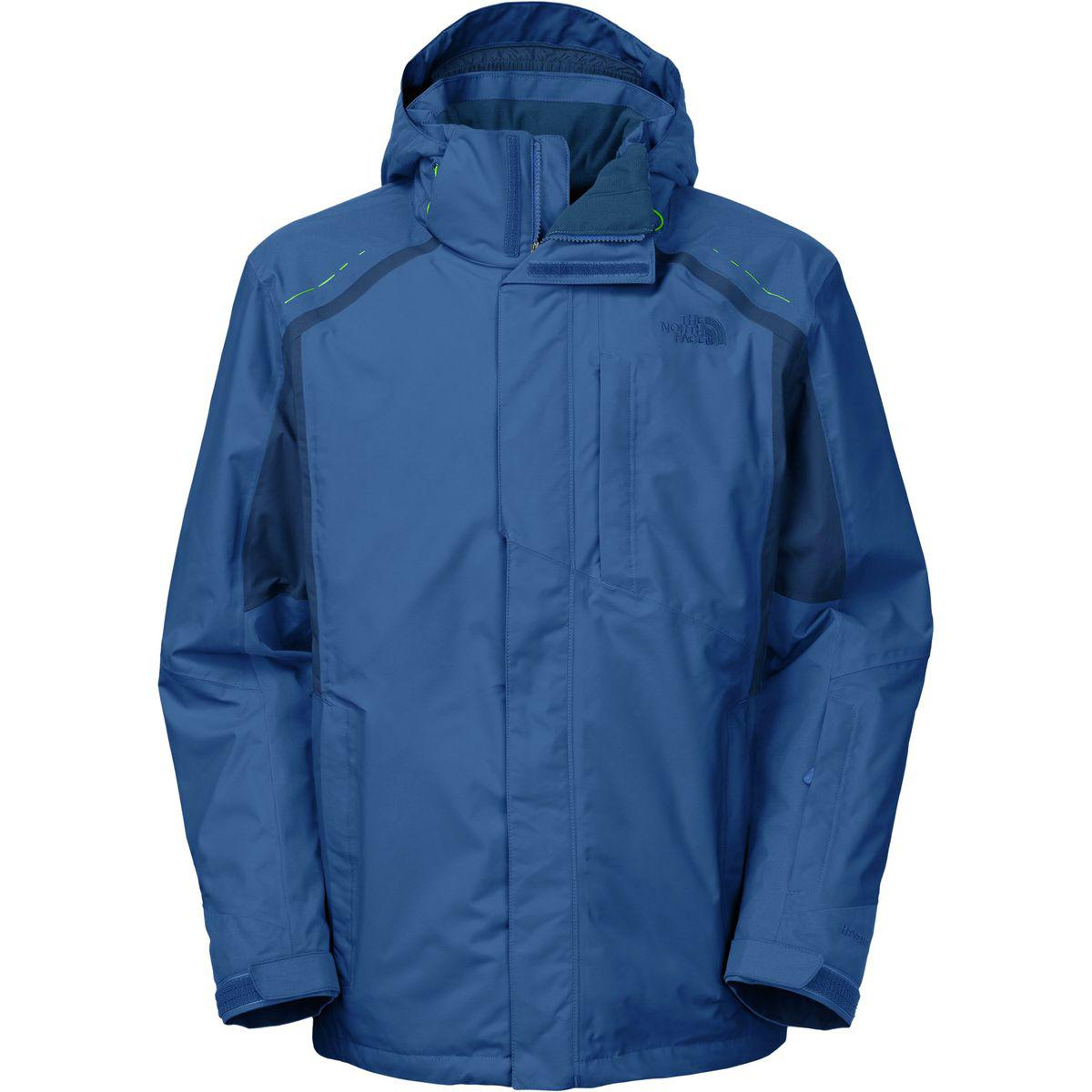 bcd347996 The North Face Vortex Triclimate Jacket in Blue for Men - Lyst
