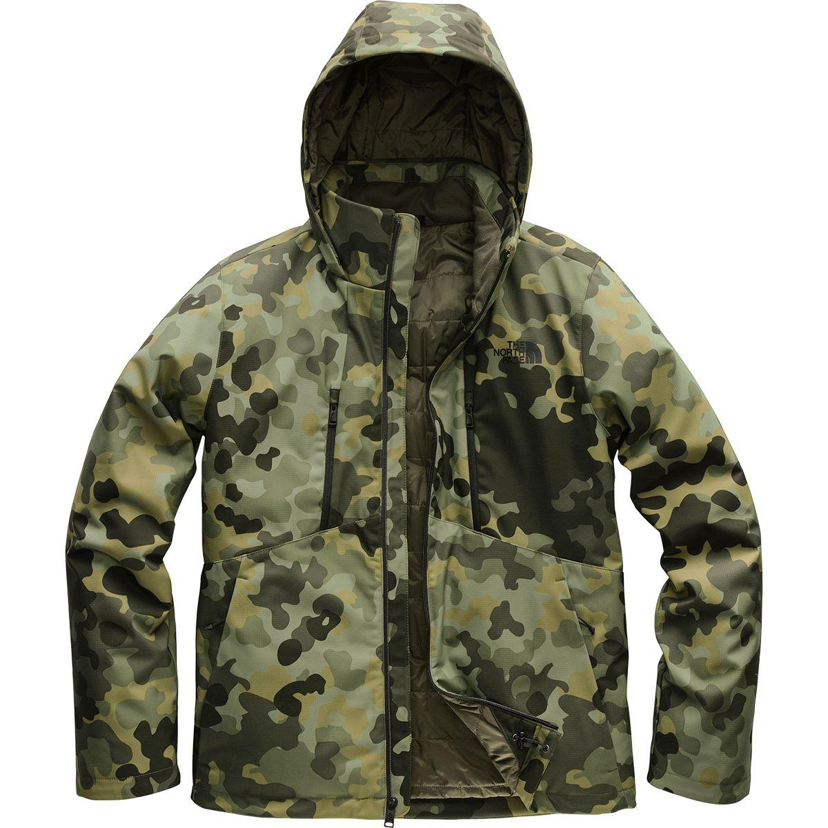 1e9661203a4 Lyst - The North Face Apex Elevation Hooded Softshell Jacket in ...