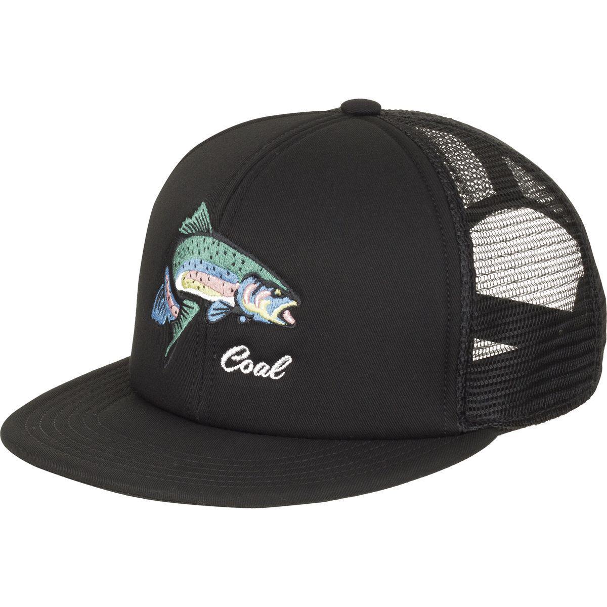 00c8e06b19c Lyst - Coal Wilds Trucker Hat in Black for Men