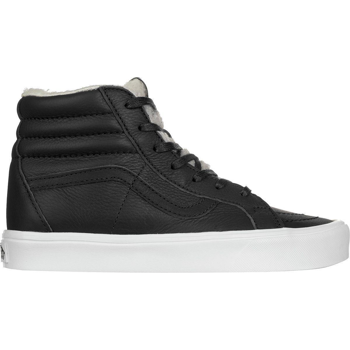 352ec08e2e Lyst - Vans Sk8-hi Reissue Lite in Black for Men