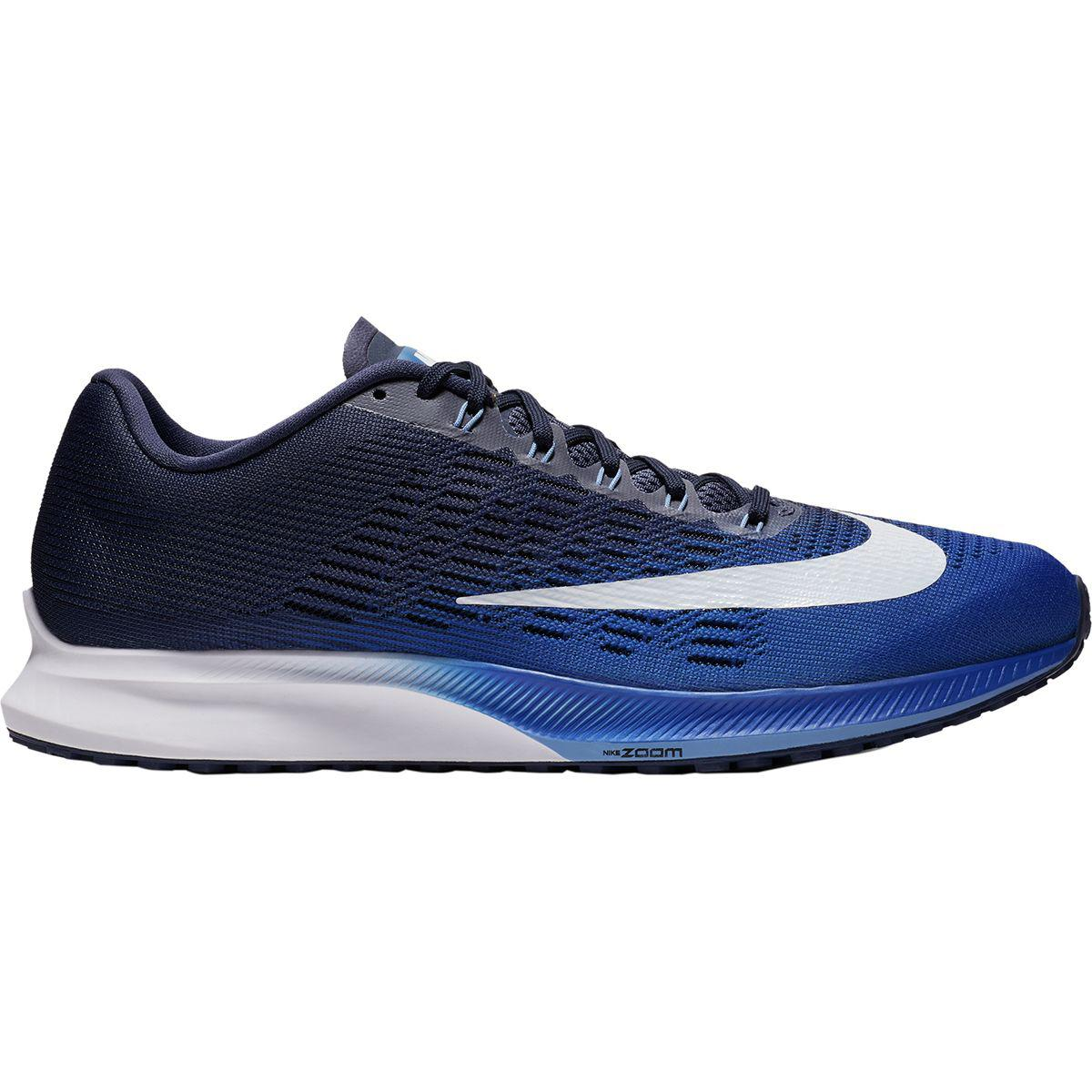 best service 00fb4 d08df Lyst - Nike Air Zoom Elite 9 Running Shoe in Blue for Men