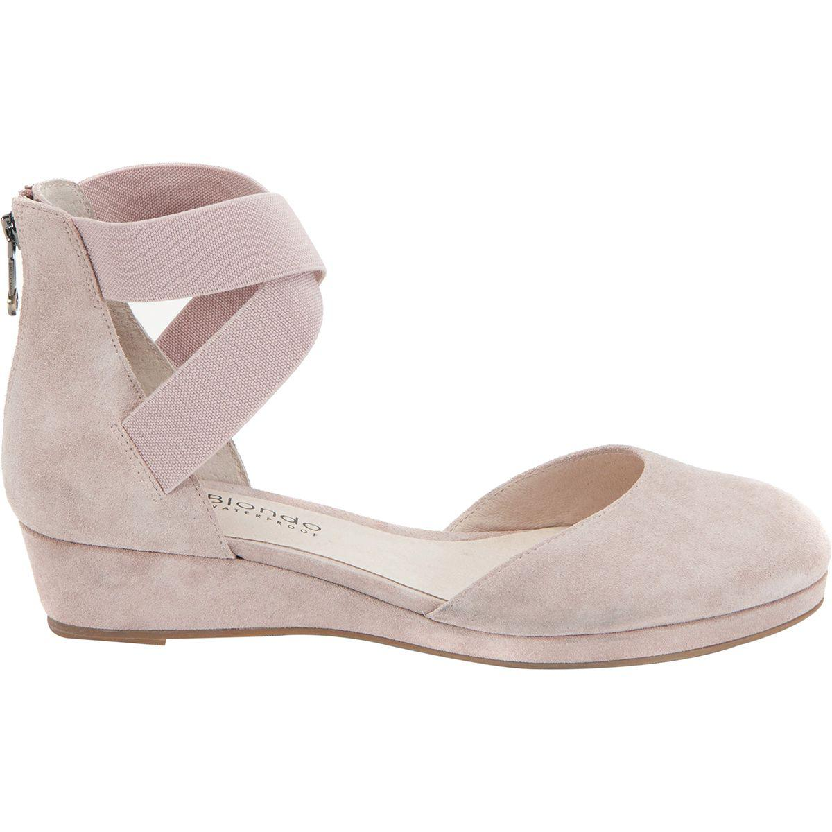 359955df499 Lyst - Blondo Cathy Shoe in Pink