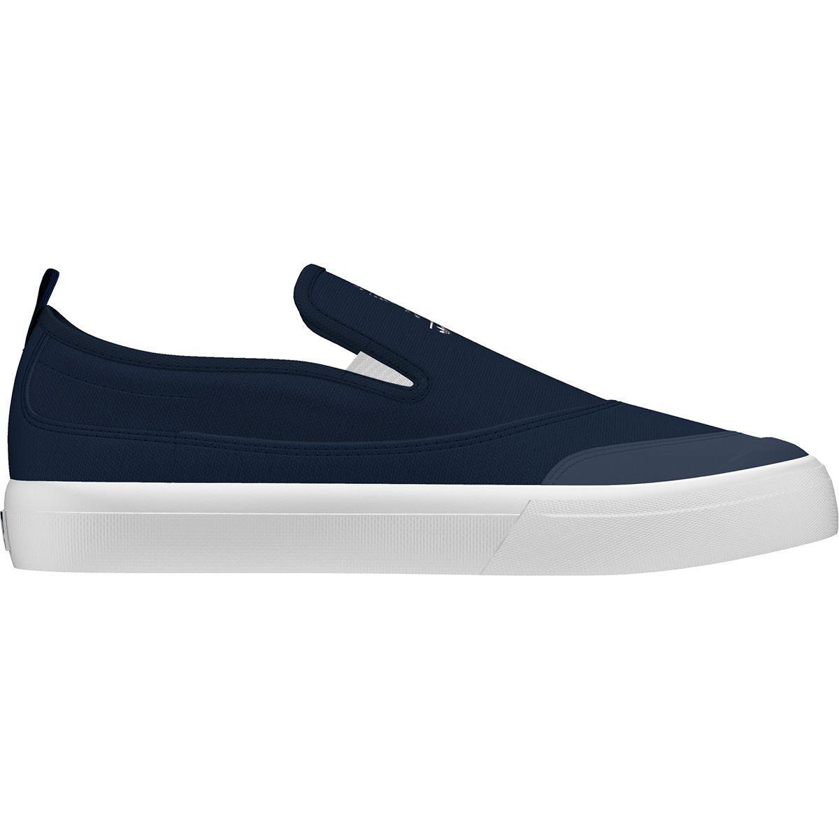 Matchcourt Slip Lyst Adidas zapato en color azul para hombres