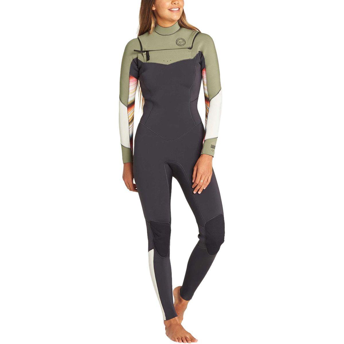 Billabong. Women s 3 2 Salty Dayz Chest-zip Full Wetsuit 02a654ef9