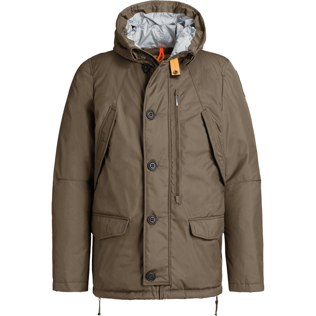 Parajumpers. Men's Green Marcus Down Jacket