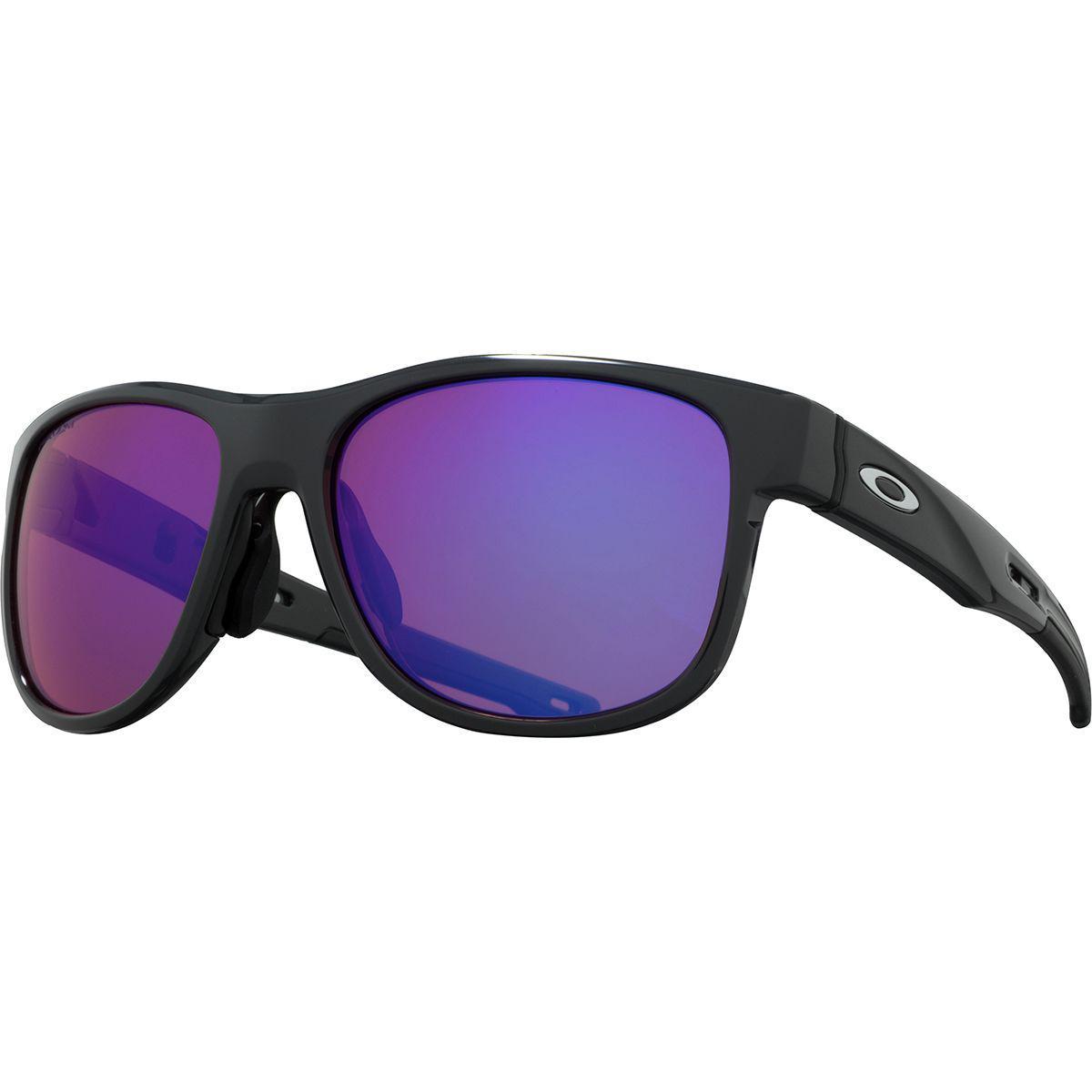 74acde76c5b Lyst - Oakley Crossrange R Asian Fit Prizm Sunglasses in Purple for Men