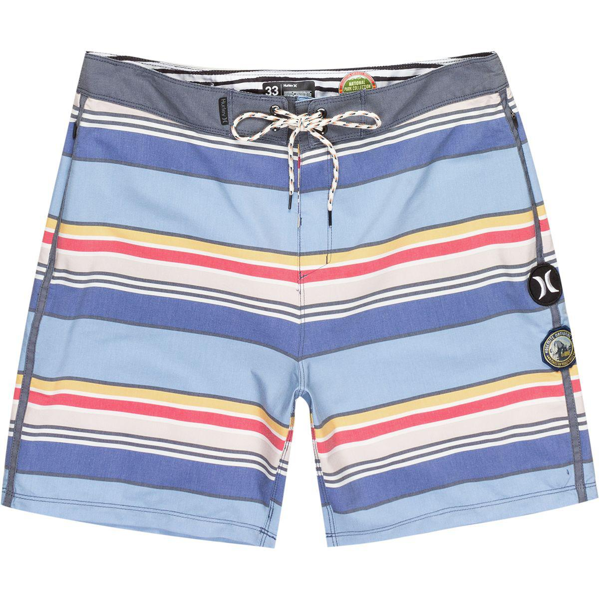 4e79537b2e Lyst - Hurley X Pendleton Yosemite Beachside 18in Board Short in ...