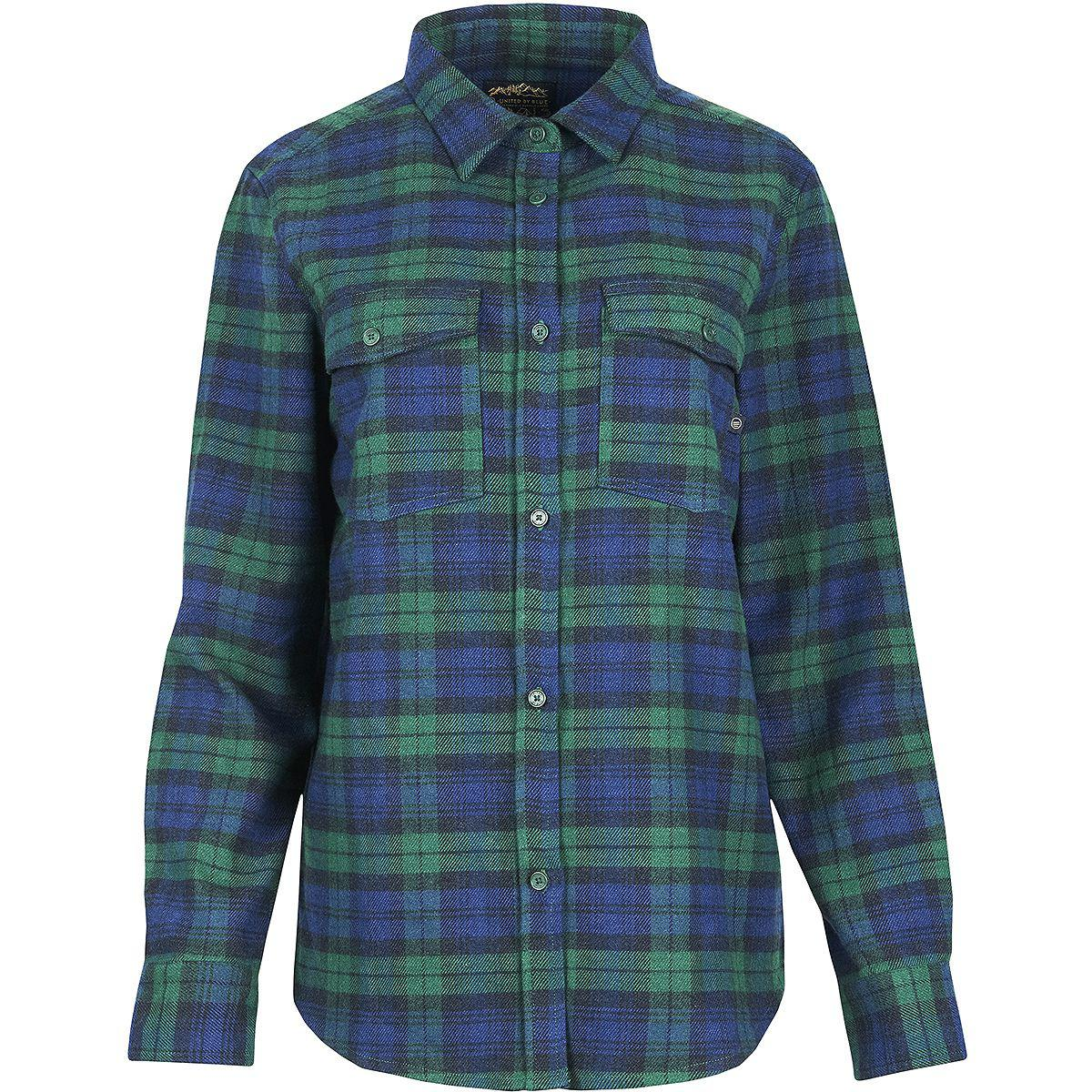 75c8da07 Lyst - United By Blue Fremont Flannel Button-up in Green