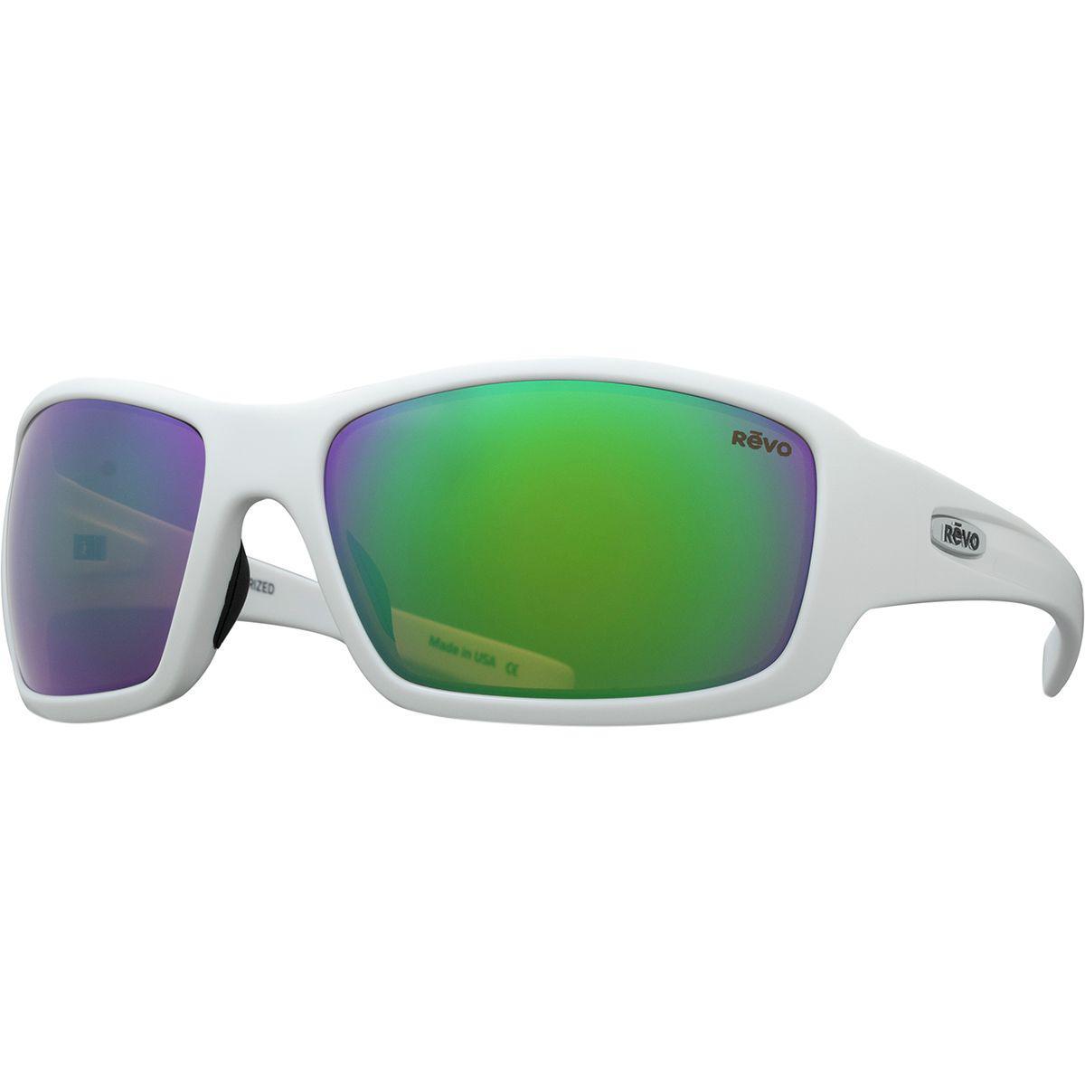 98830d98c37 Revo - Green Bearing Polarized Sunglasses for Men - Lyst. View fullscreen
