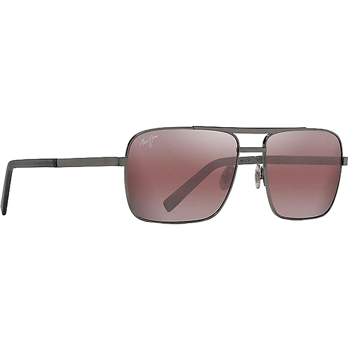 7d51270950 Lyst - Maui Jim Compass Polarized Sunglasses for Men