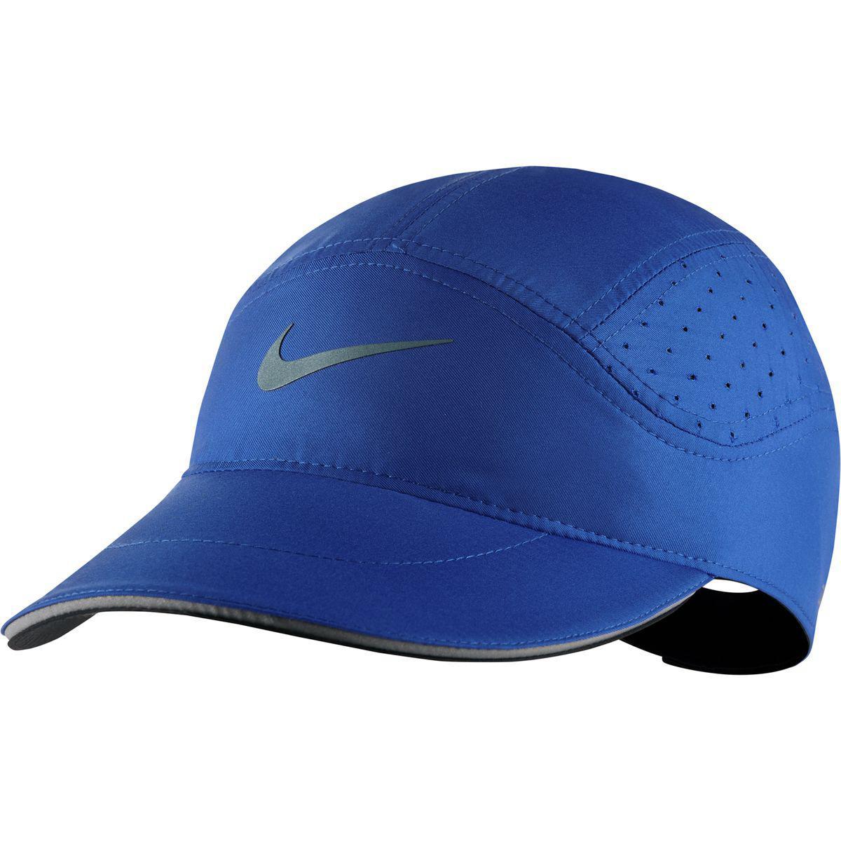 7c8b199e Nike Aerobill Elite Running Hat in Blue for Men - Lyst