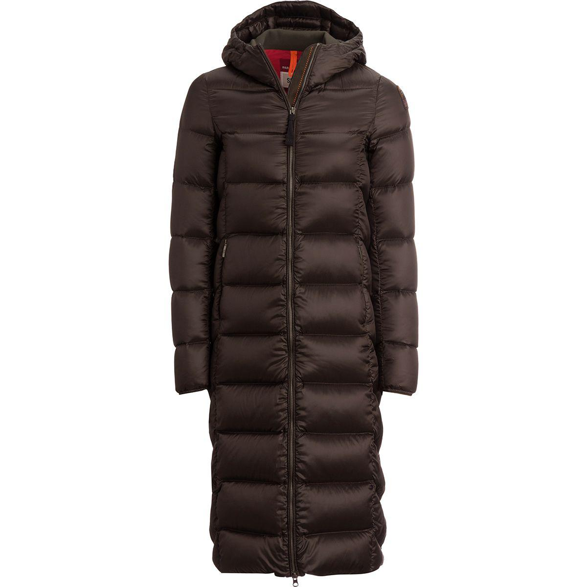 Parajumpers. Women's Brown Leah Down Jacket