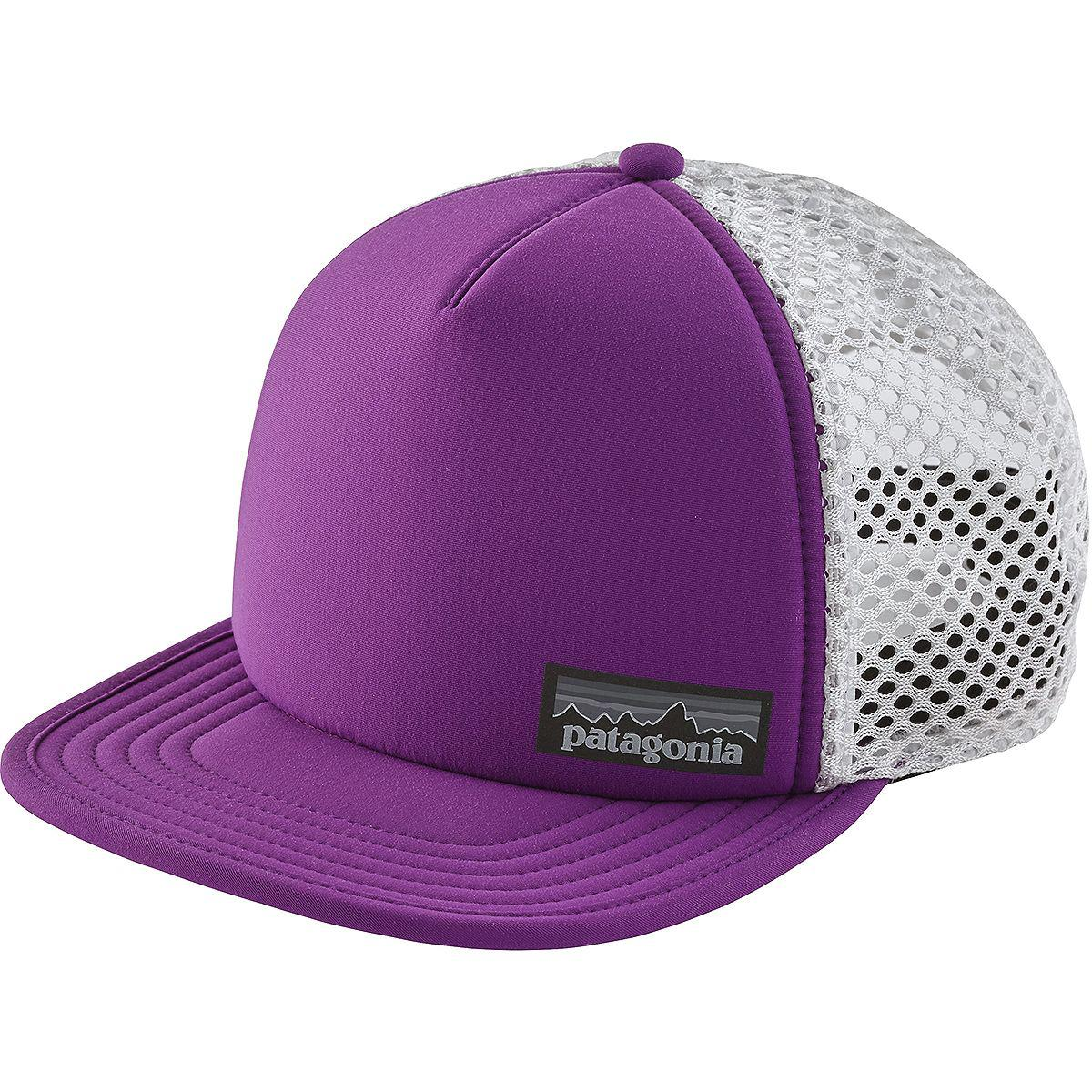 6548d75bc10 Patagonia - Purple Duckbill Trucker Hat - Lyst. View fullscreen