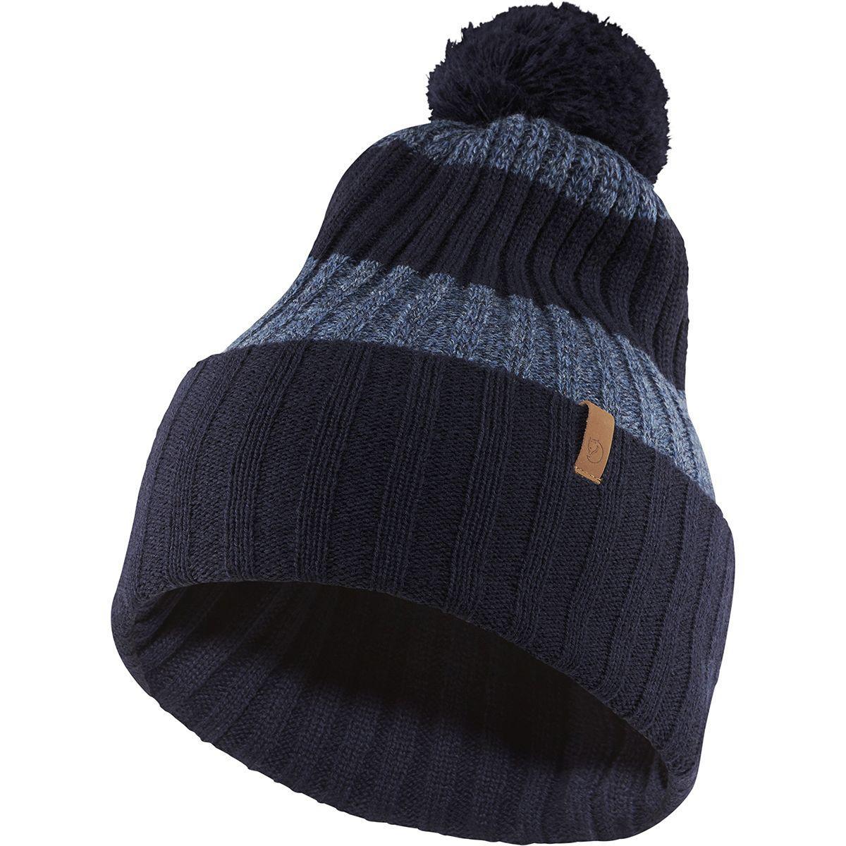 1d724d6a249 Lyst - Fjallraven Byron Solid Pom Hat in Blue for Men