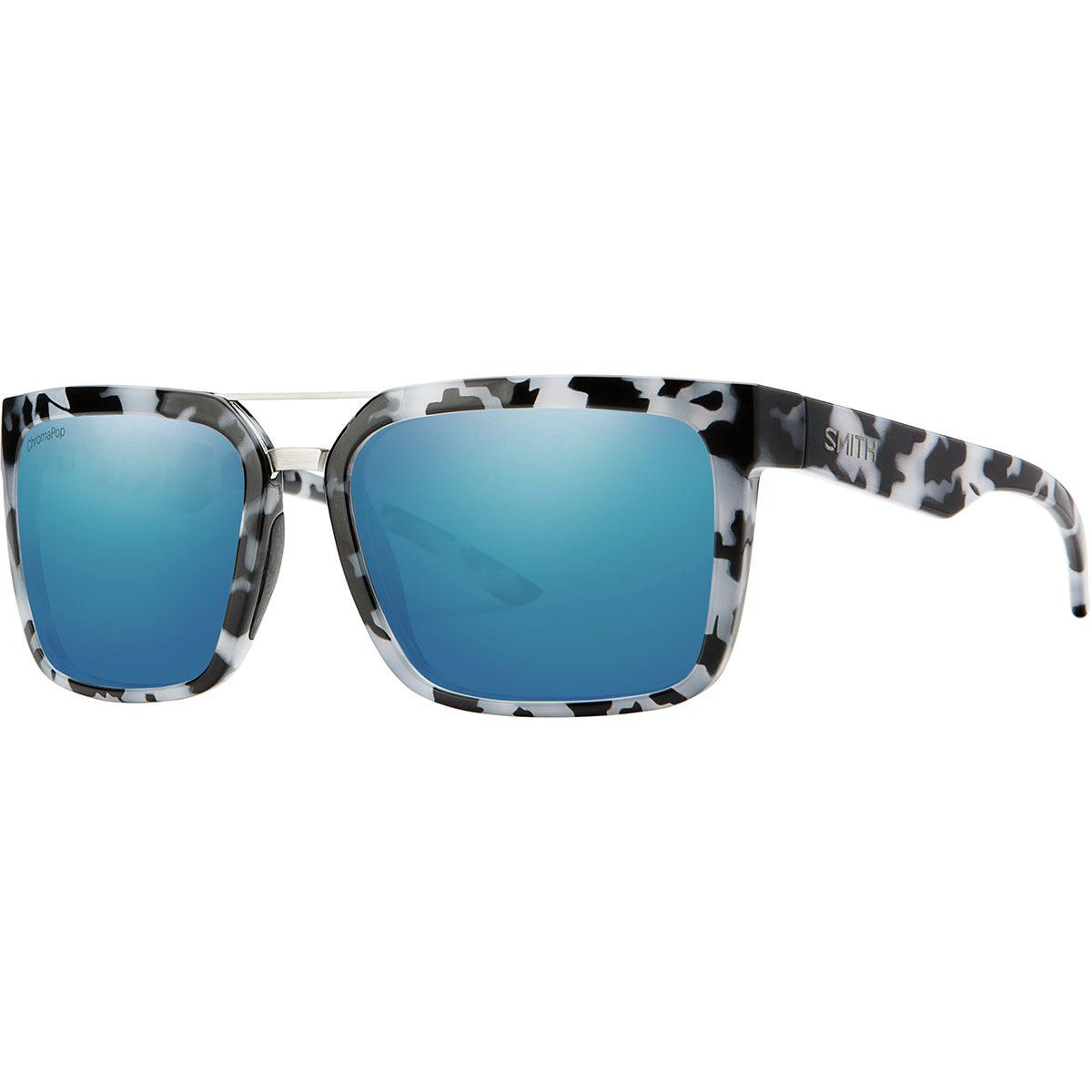16f24912ee Lyst - Smith Highwire Chromapop Polarized Sunglasses in Blue for Men