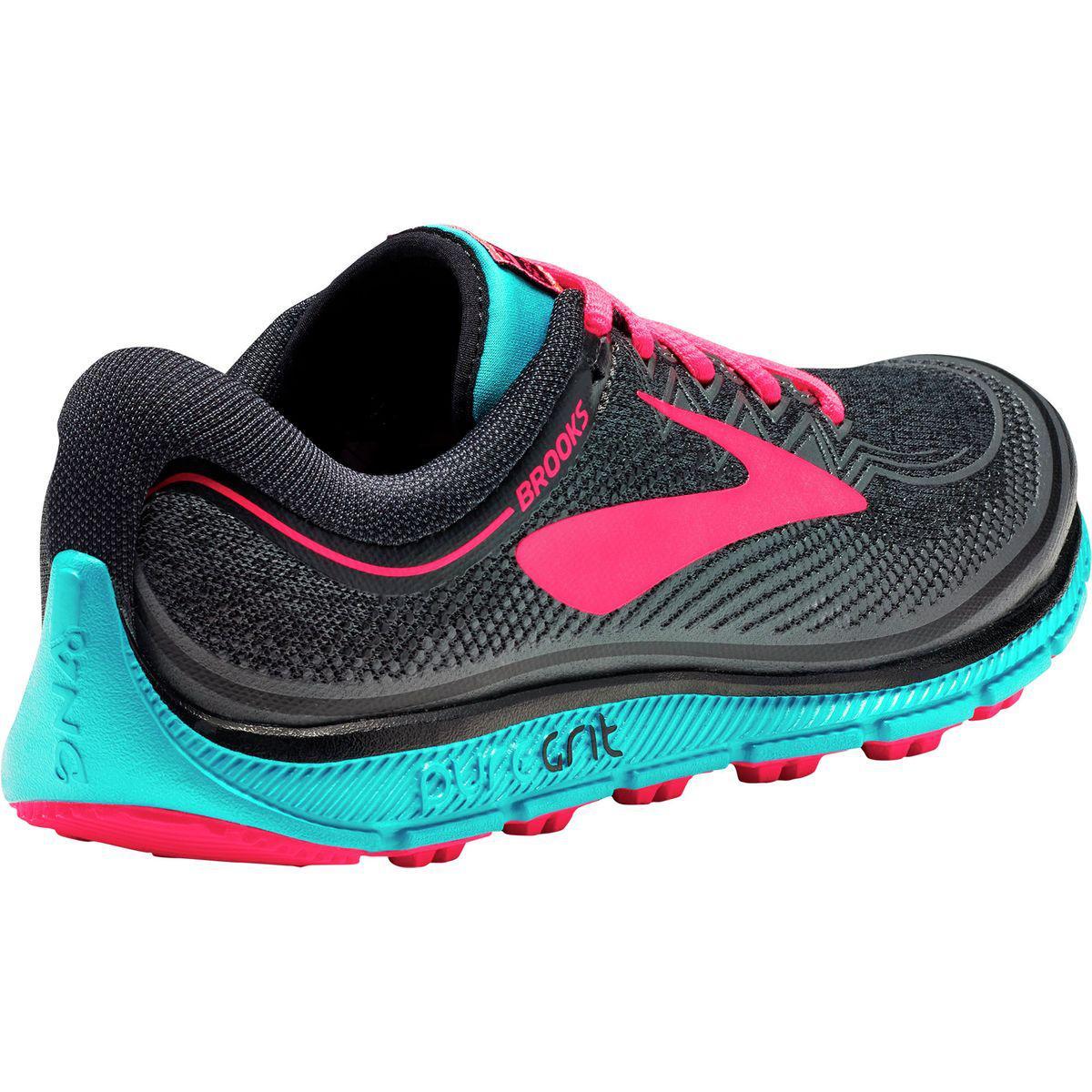 b2d4a3f30065a Lyst - Brooks Puregrit 6 Trail Running Shoe