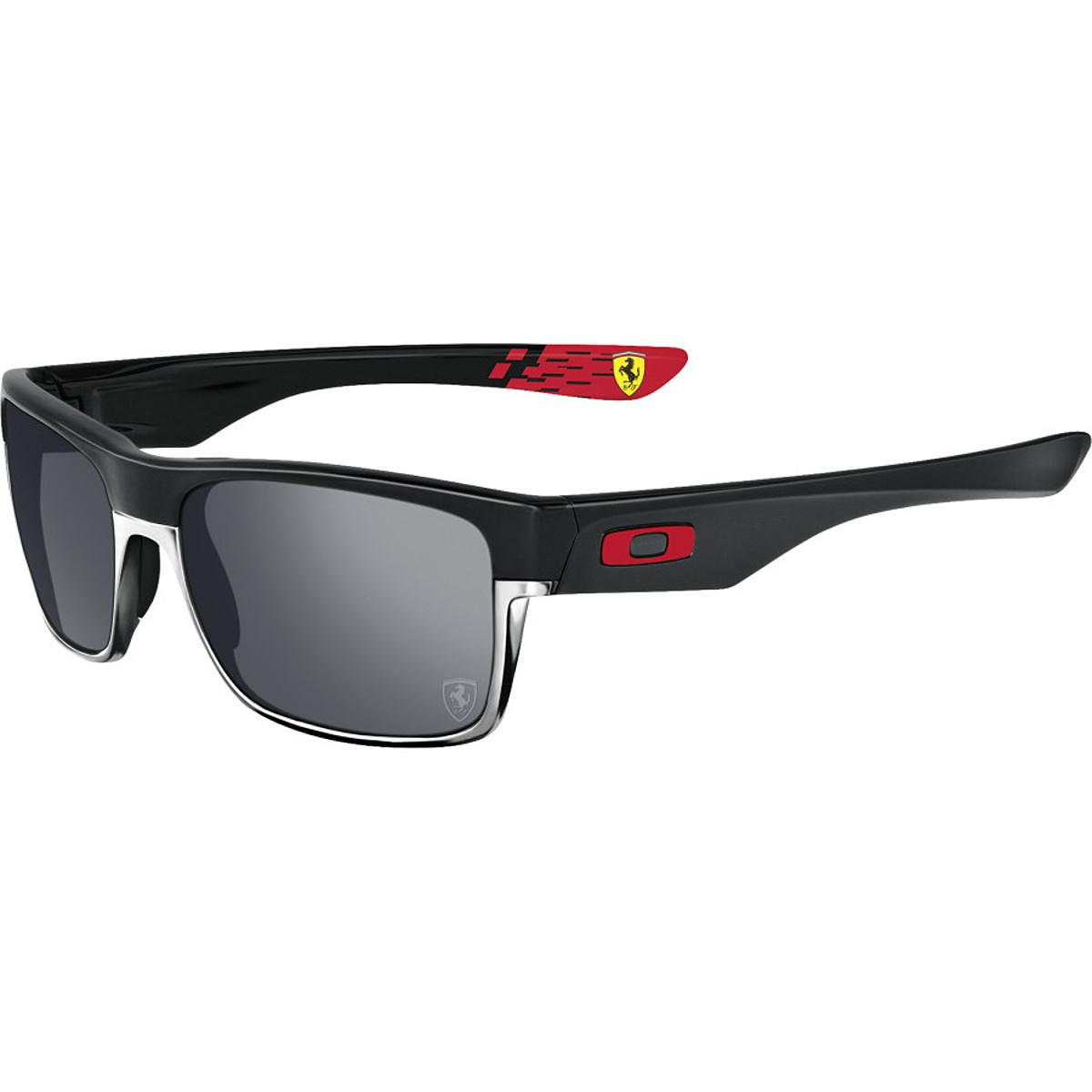 e20e913553 Lyst - Oakley Limited Edition Ferrari Twoface Sunglasses in Black ...