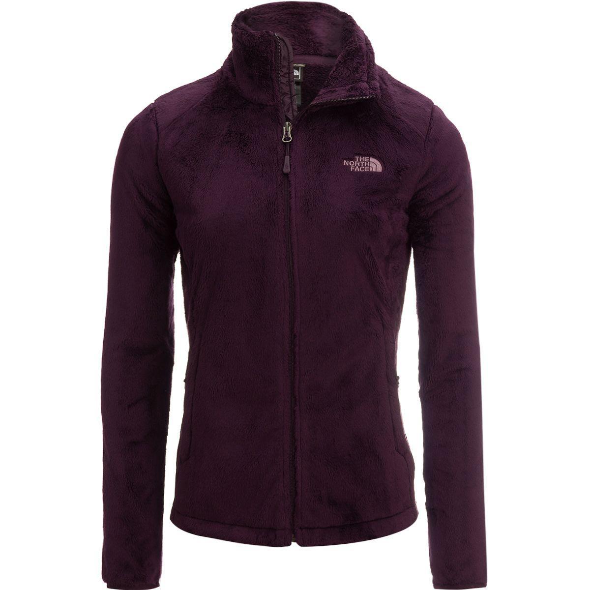 e67dd7c536f0 Lyst - The North Face Osito 2 Fleece Jacket in Purple