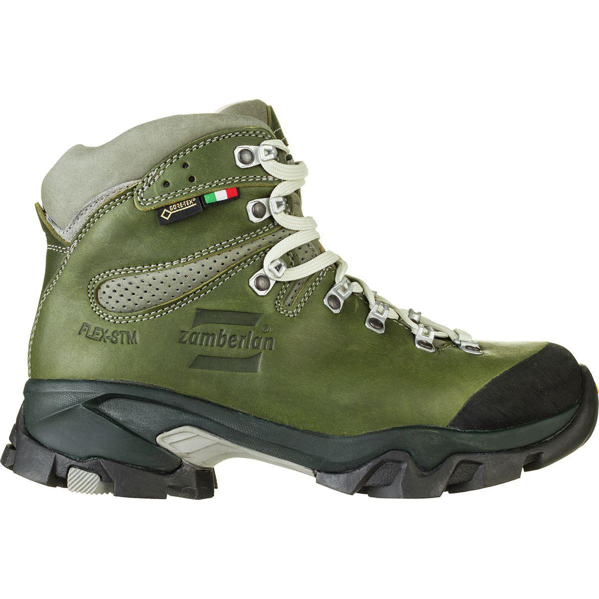 2ac745adcab Lyst - Zamberlan Vioz Lux Gtx Rr Backpacking Boot in Green - Save 4%