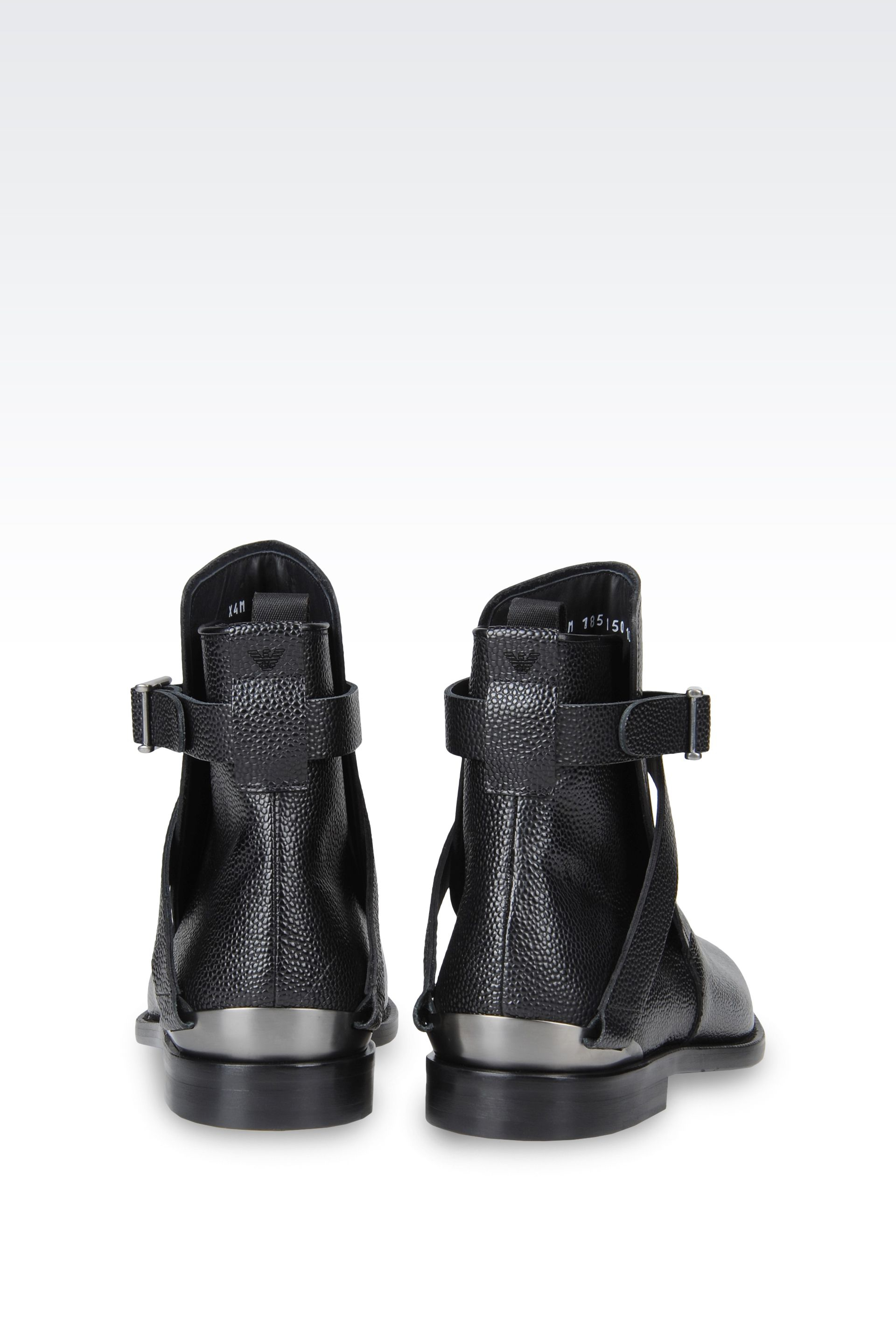 Armani Ankle boots