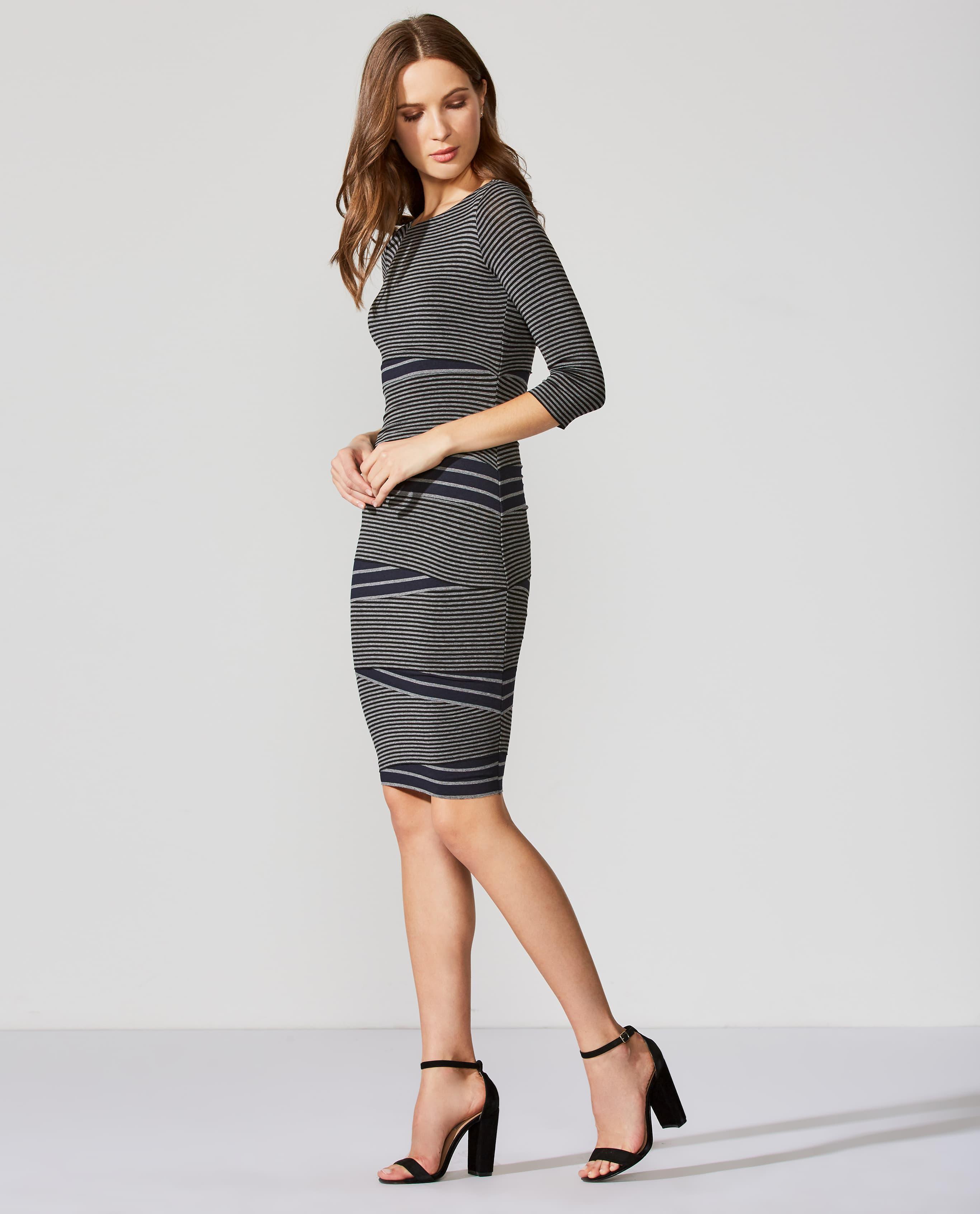 Bailey Dress 44 In Arcade Black Lyst sQhrdt