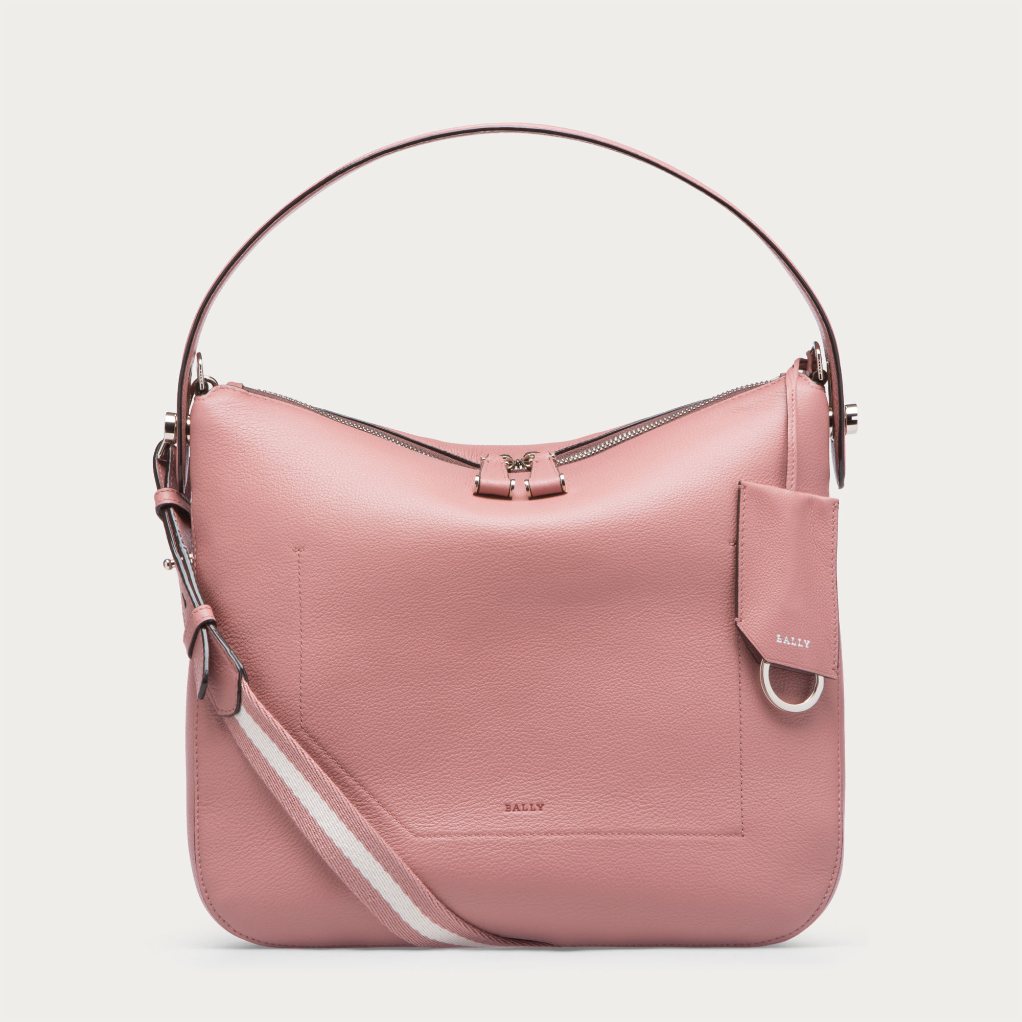 Elegant Luxury Leatheraccessories Specialist Bally Has Launched Its Springsummer Bag Collection Featuring Womens Colourblock Tote Bags And Soft, Neutraltone Travel Bags For Men The Batinka Bags From The Womens Collection Are Perfect