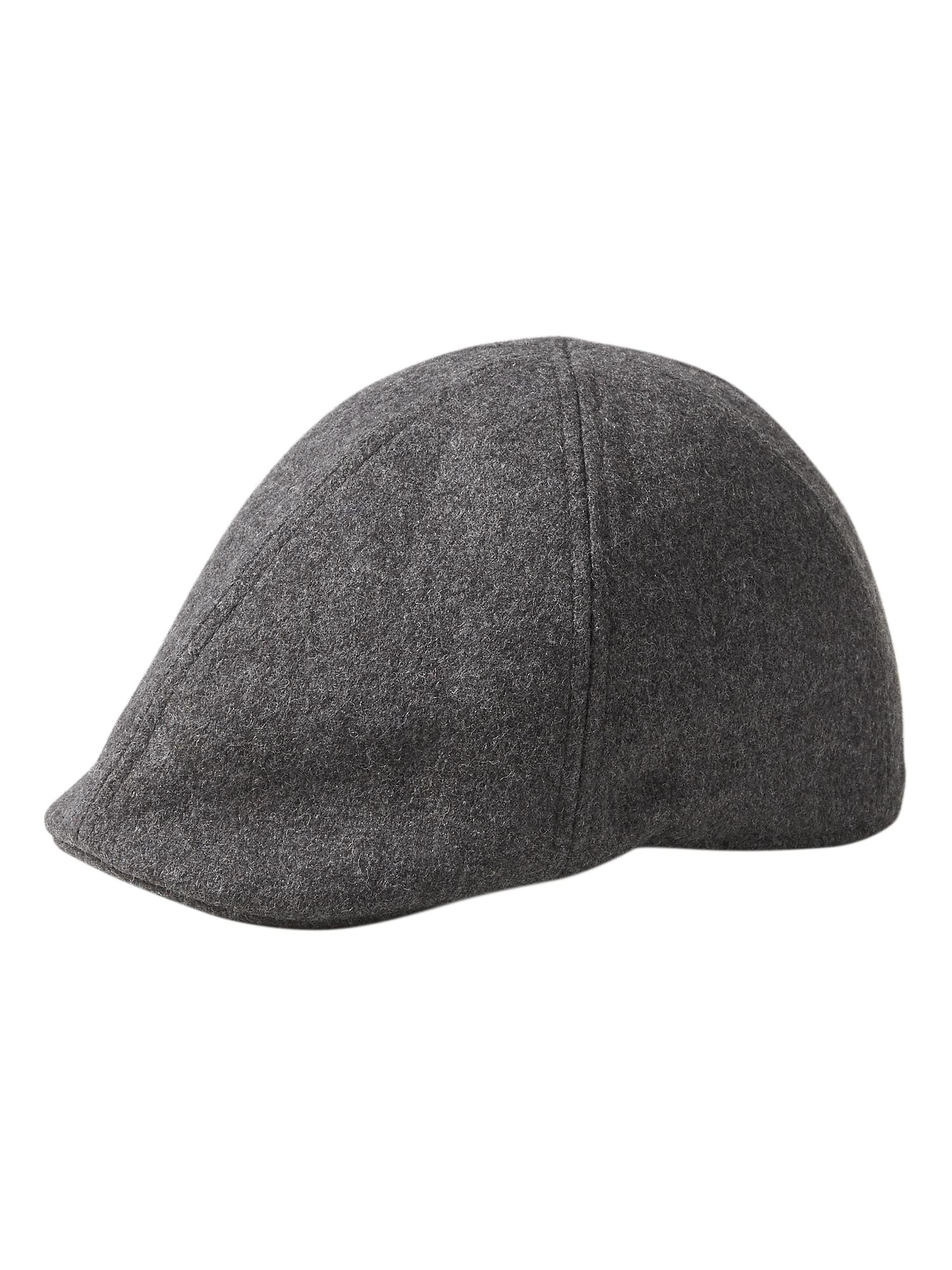 37634c770 Lyst - Banana Republic Factory Driver Hat in Gray for Men