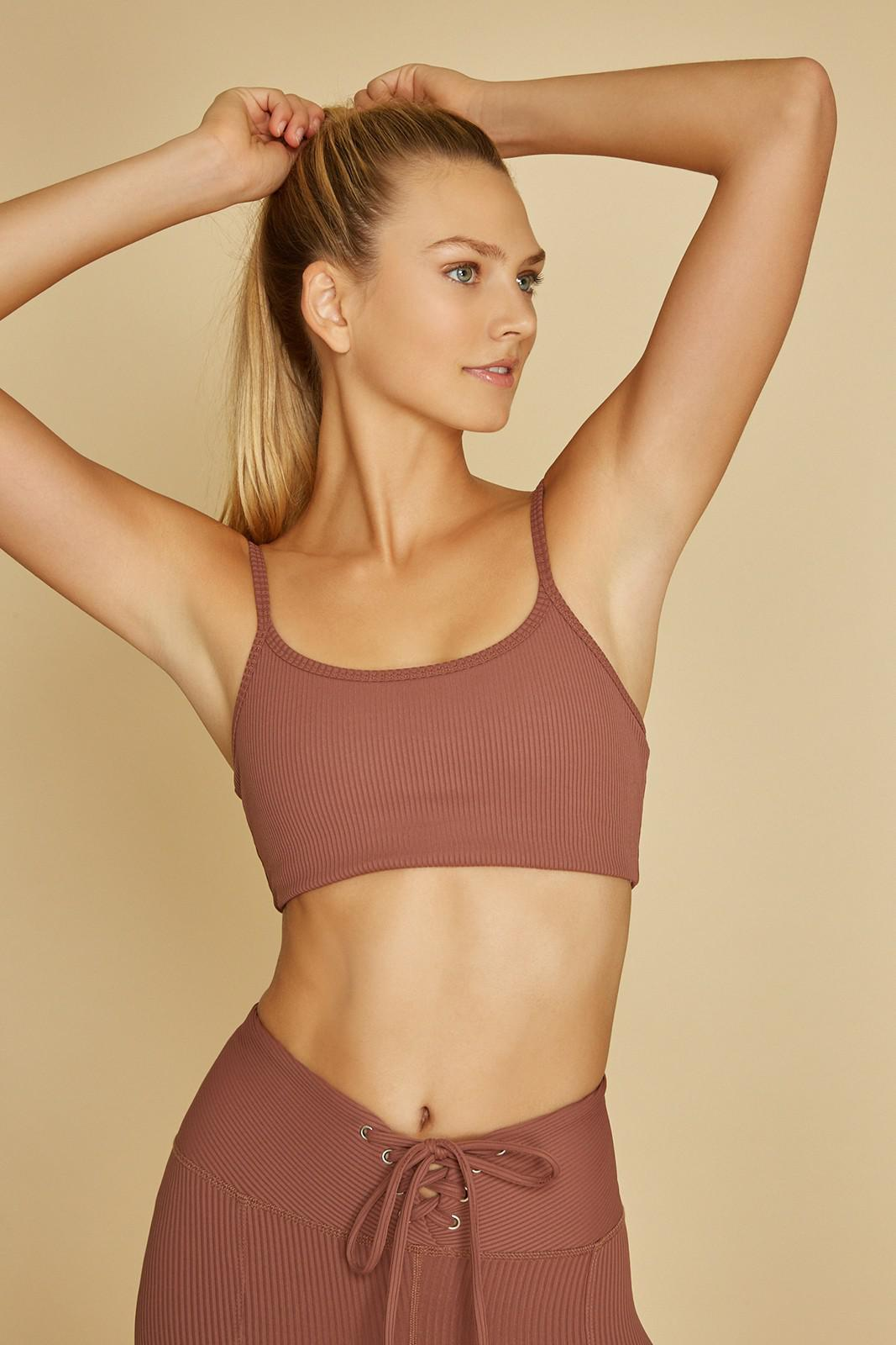 b99043e958b72 Year Of Ours. Women s Ribbed Bralette