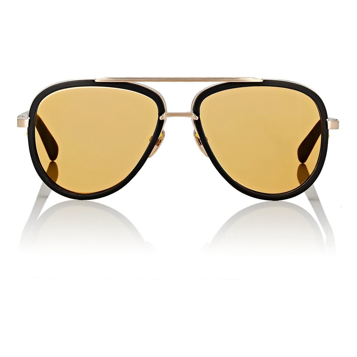 1429b1bd131b DITA Mach-two Sunglasses in Black for Men - Lyst