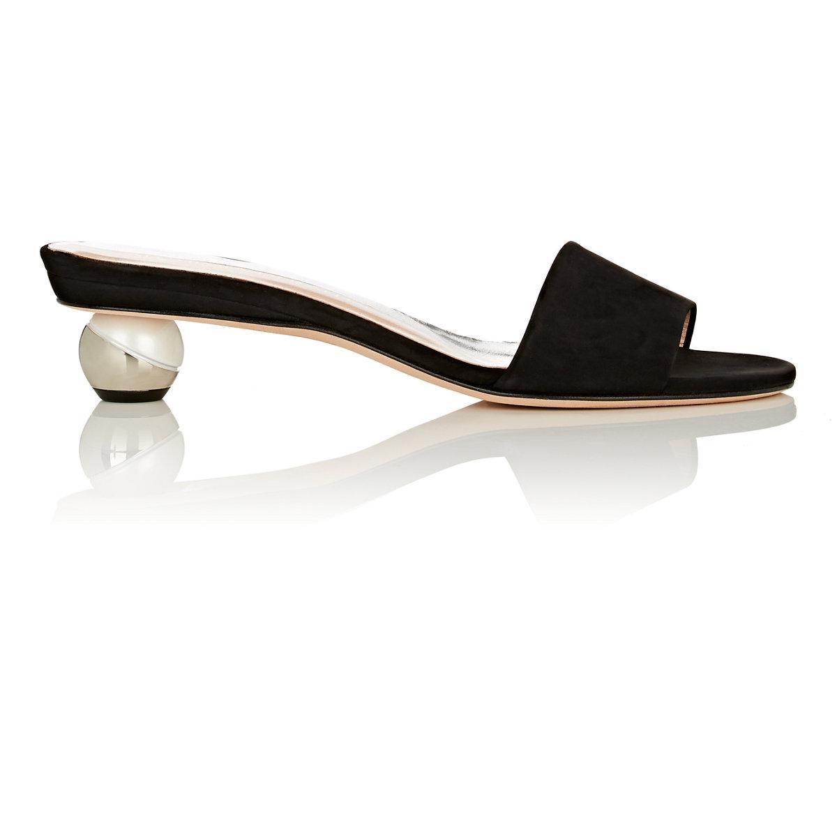 outlet cost ALCHIMIA DI BALLIN Anaxa Suede Sandals discount for sale discount big sale clearance shop hBtcEIHcI