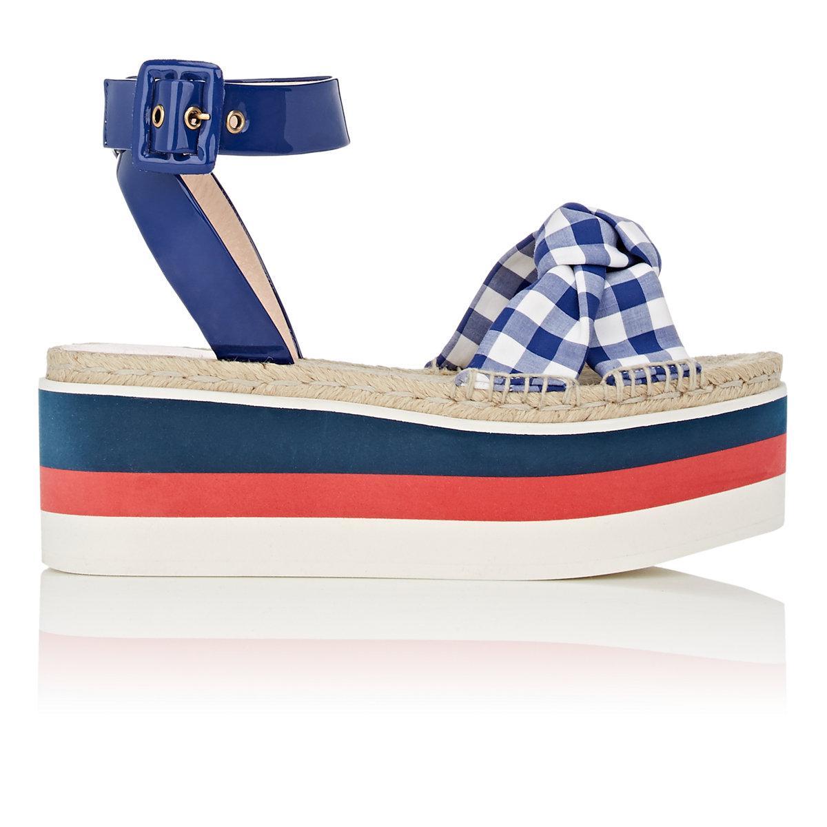 Gucci Women's Sefir Flatform Sandal U0ac9JP1b