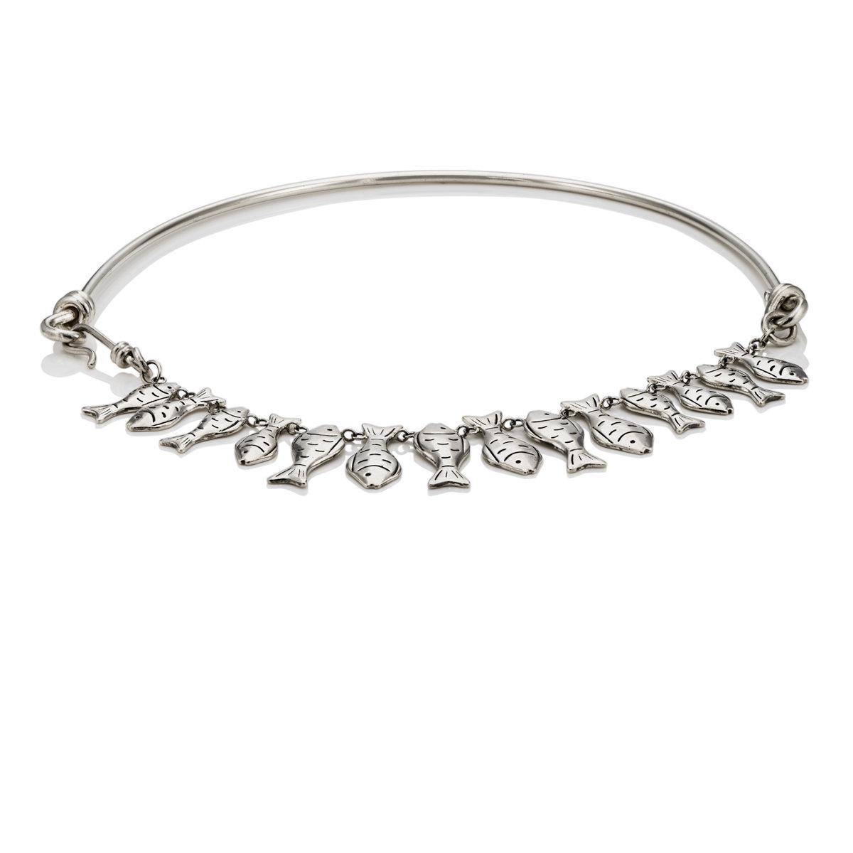 Pamela Love Womens Neptune Collar Necklace MFR57