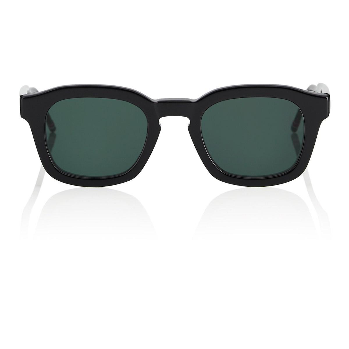 9714c8fde971 Thom Browne Tb-412 Sunglasses in Black for Men - Lyst