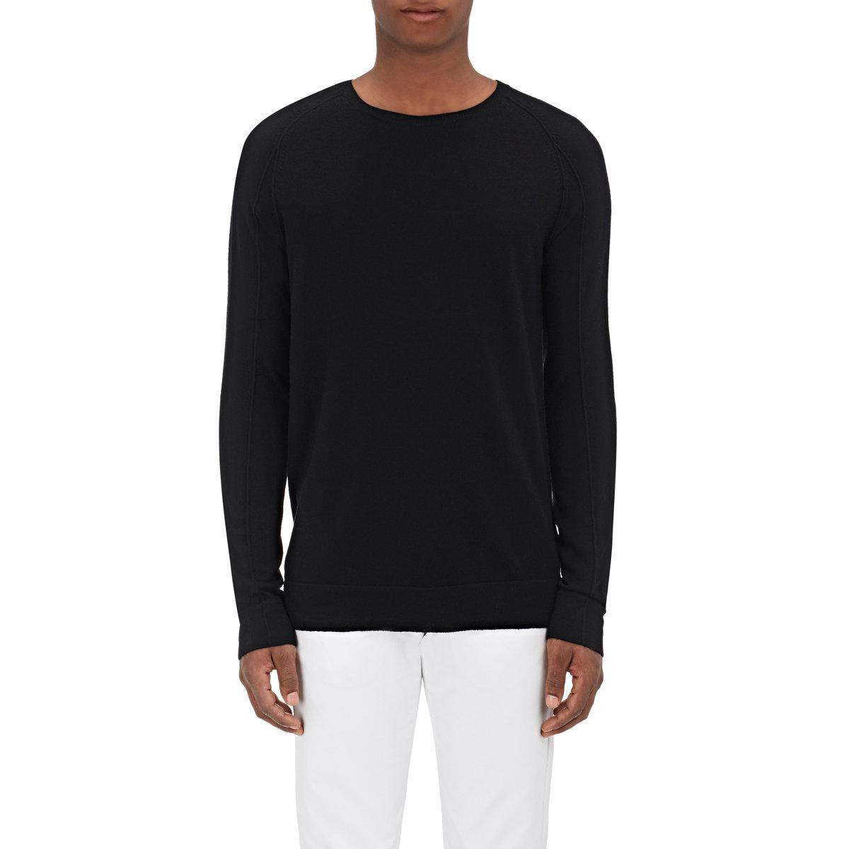 Free Shipping Huge Surprise Wool knit pull with round neck Helmut Lang Cheap Sale Classic 2018 Sale Online Outlet Cheap Latest Collections Online ucj72Jjefm