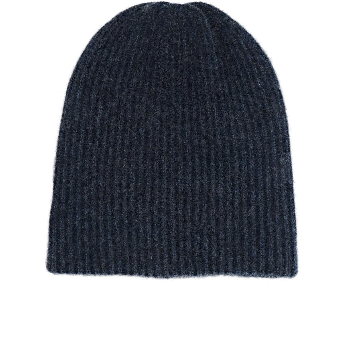 Mens Summer Cashmere Watchmans Cap The Elder Statesman