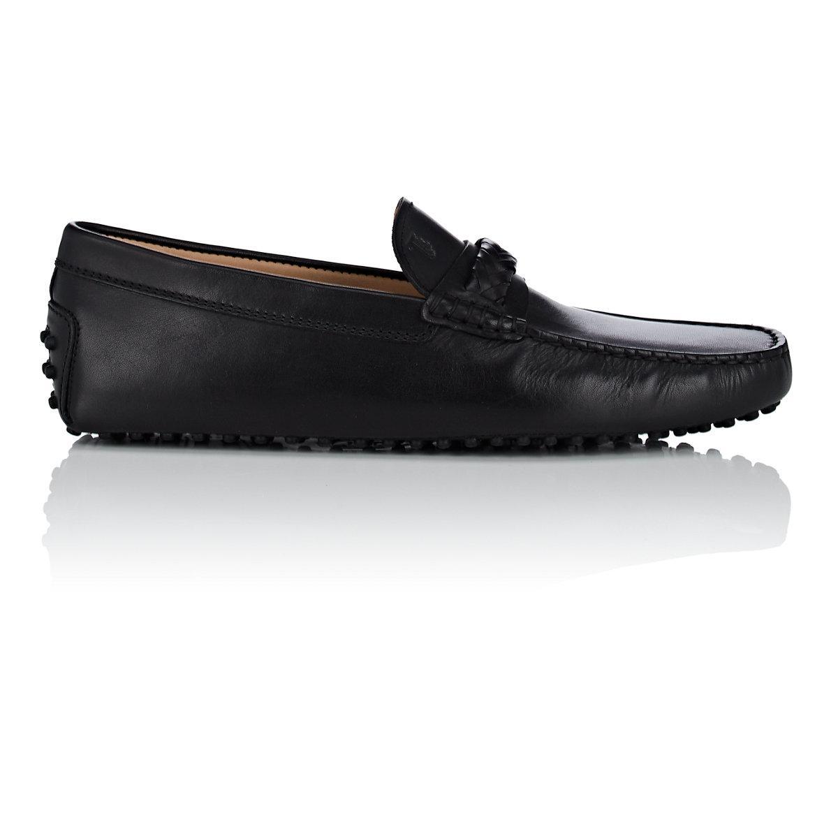Tod's Loafer A0X0105 leather dark PFORFTXQB