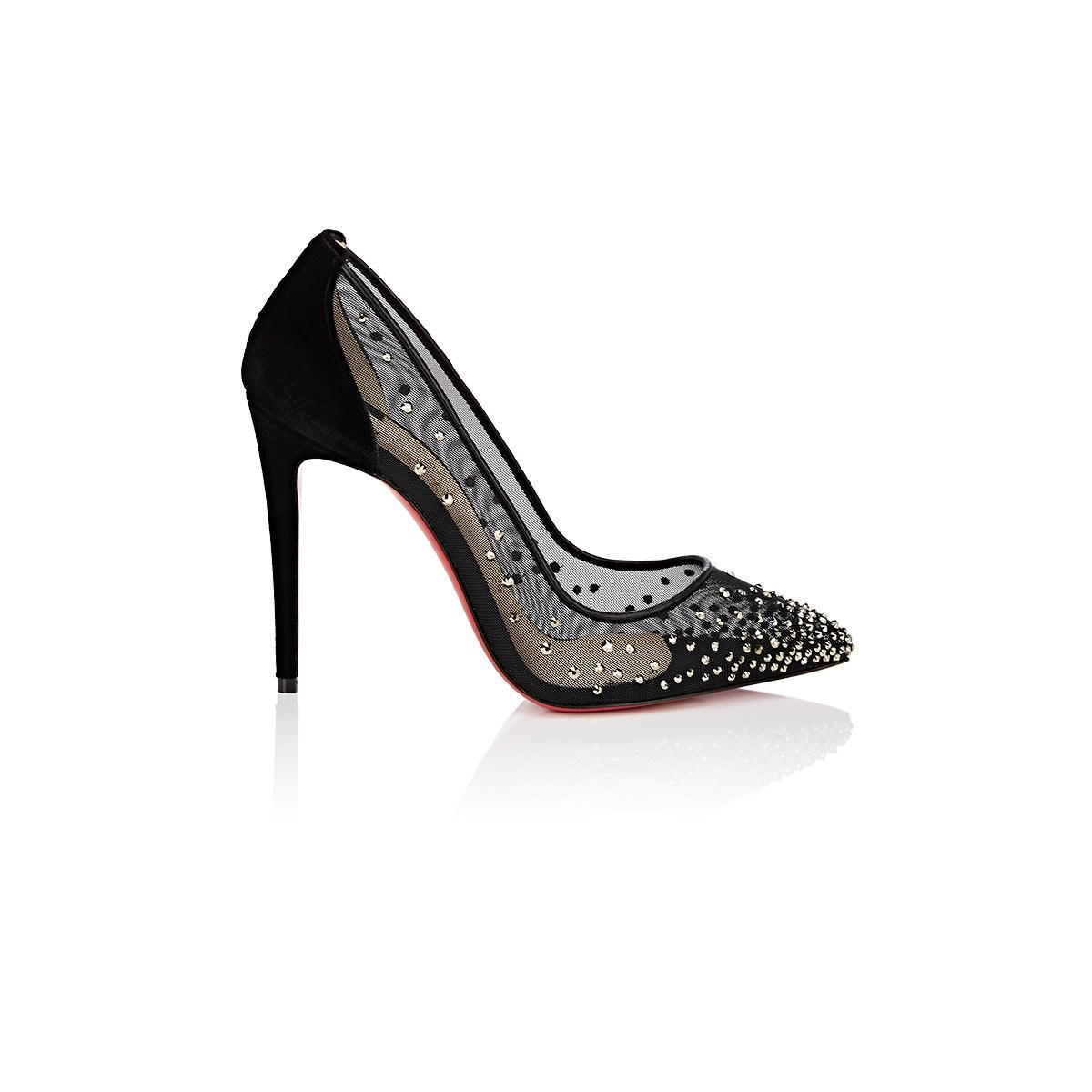 cf3432f19ac5 Gallery. Previously sold at  Barneys New York · Women s Christian Louboutin  ...