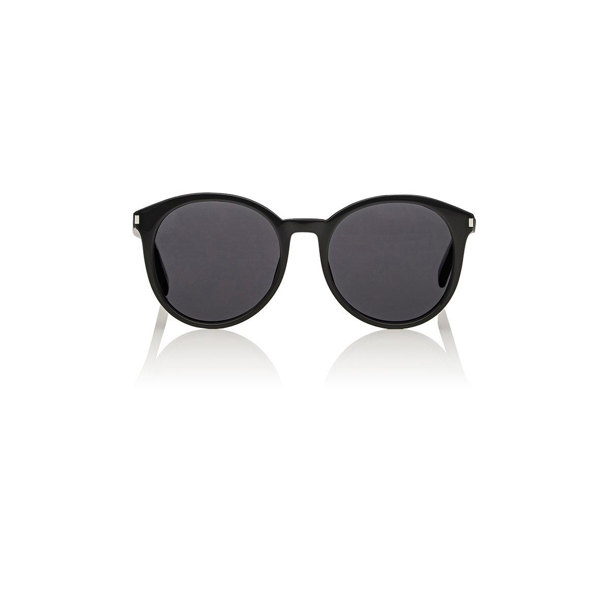 c82dcbeb2da1b Lyst - Saint Laurent Classic 6 Sunglasses in Black