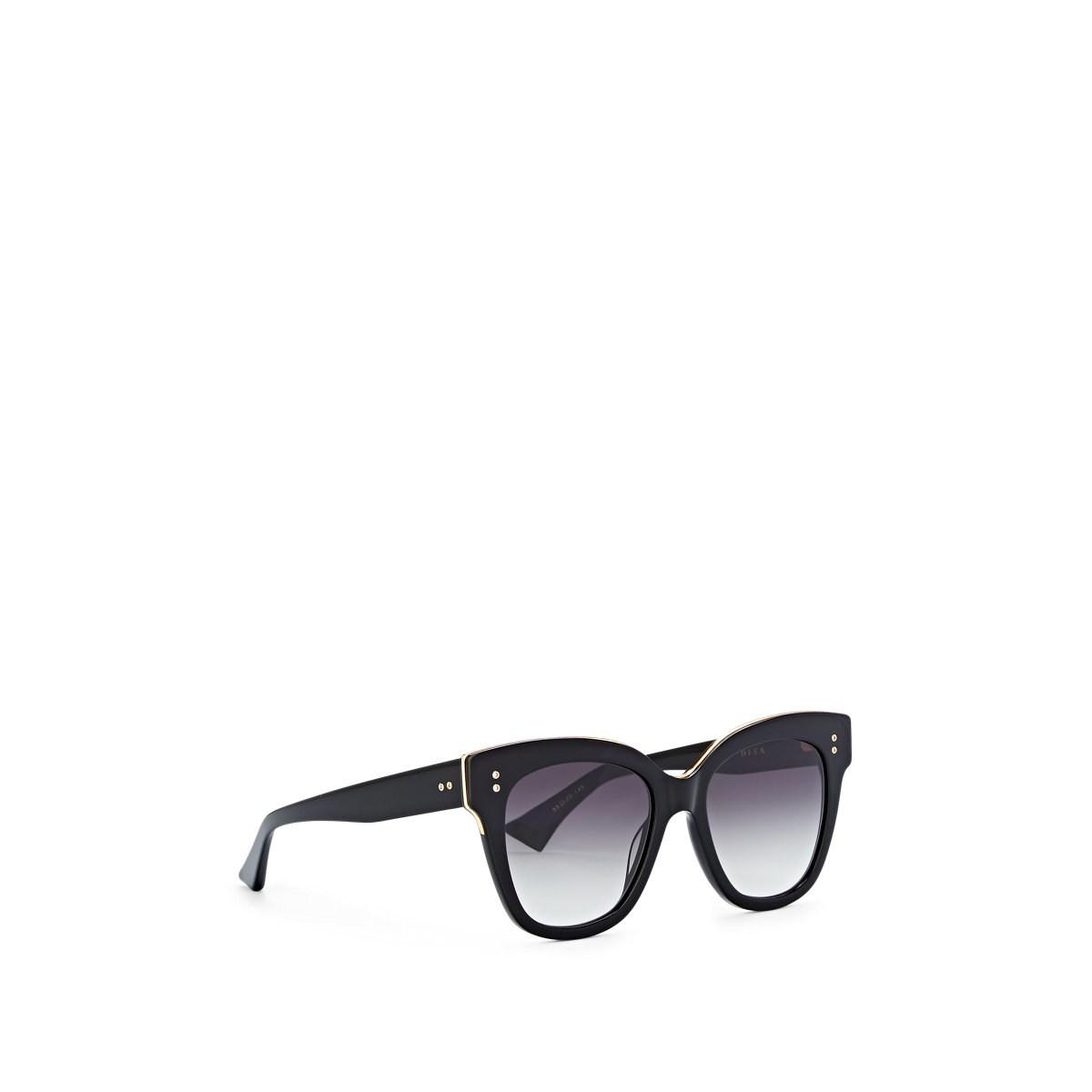 788ab02c858 Dita - Black Day Tripper Sunglasses - Lyst. View fullscreen